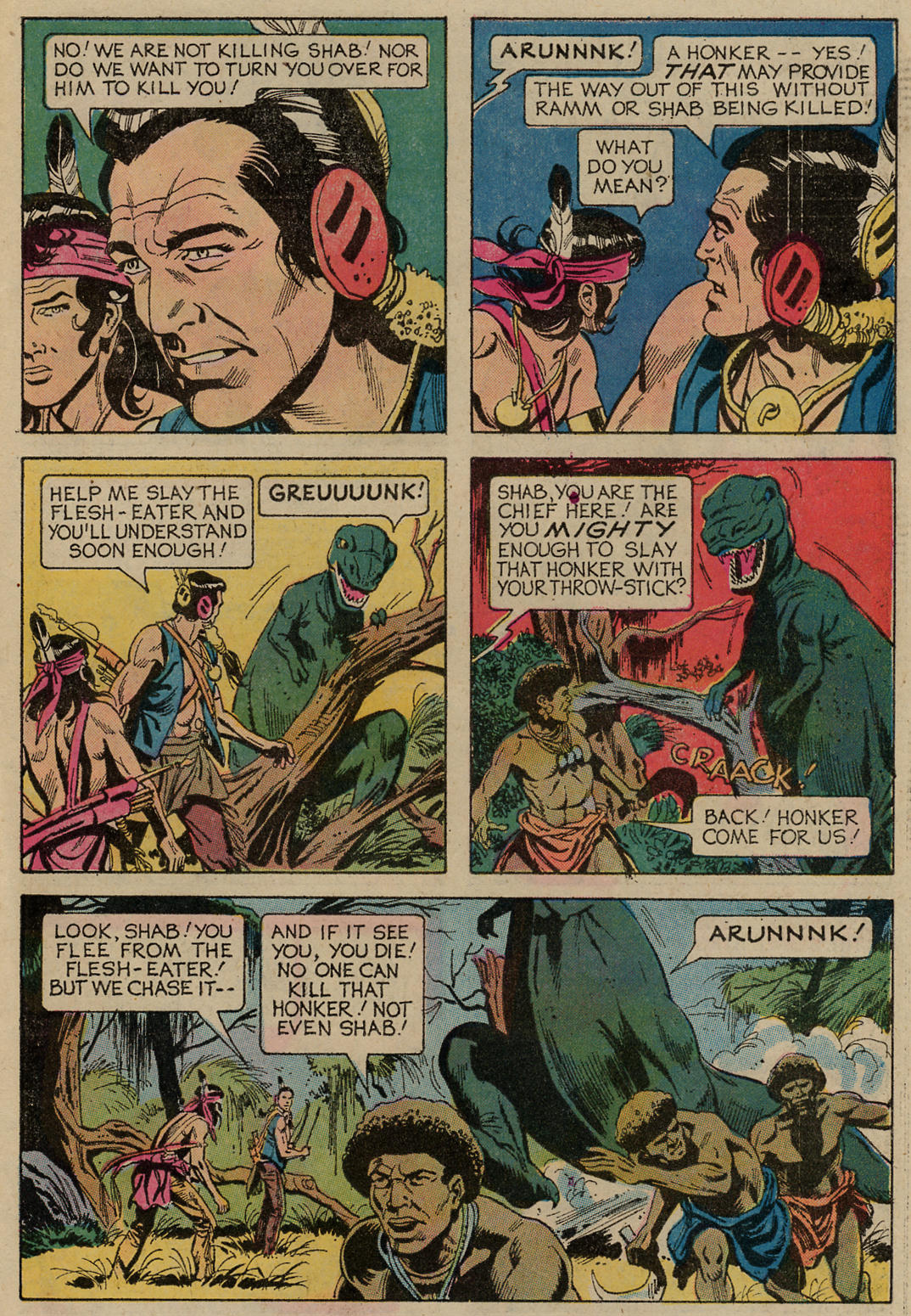 Read online Turok, Son of Stone comic -  Issue #98 - 24