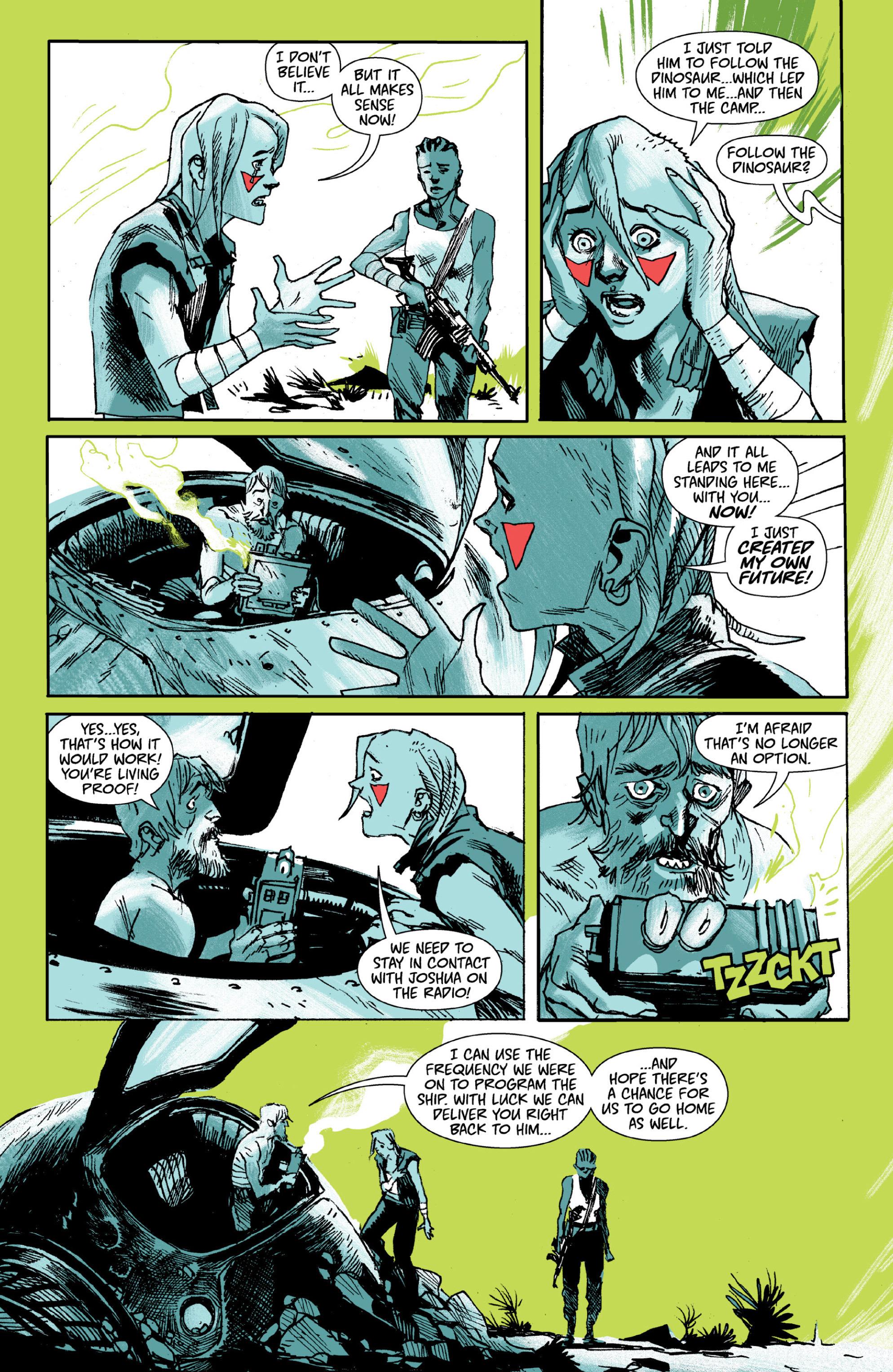 Read online Ei8ht comic -  Issue # TPB - 98