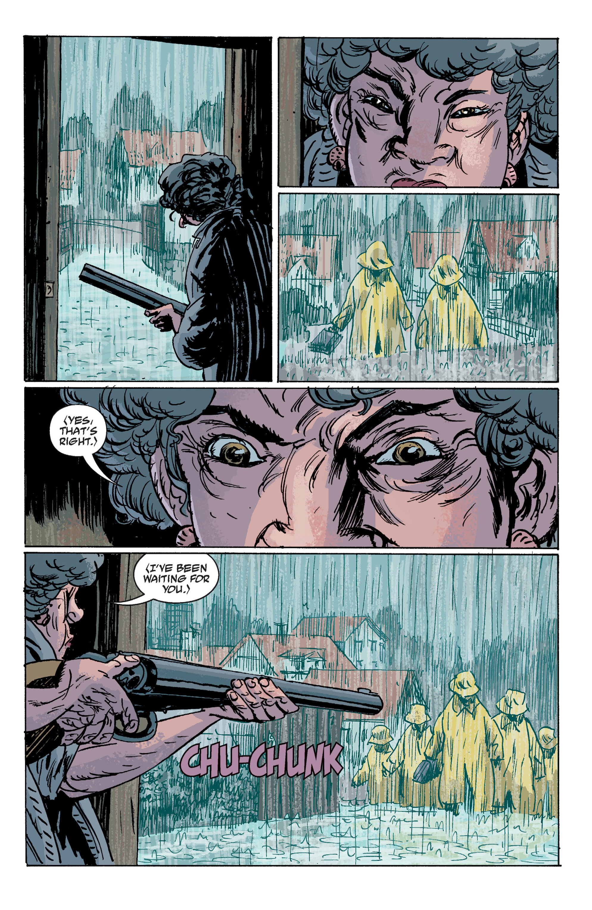 Read online B.P.R.D. (2003) comic -  Issue # TPB 10 - 31