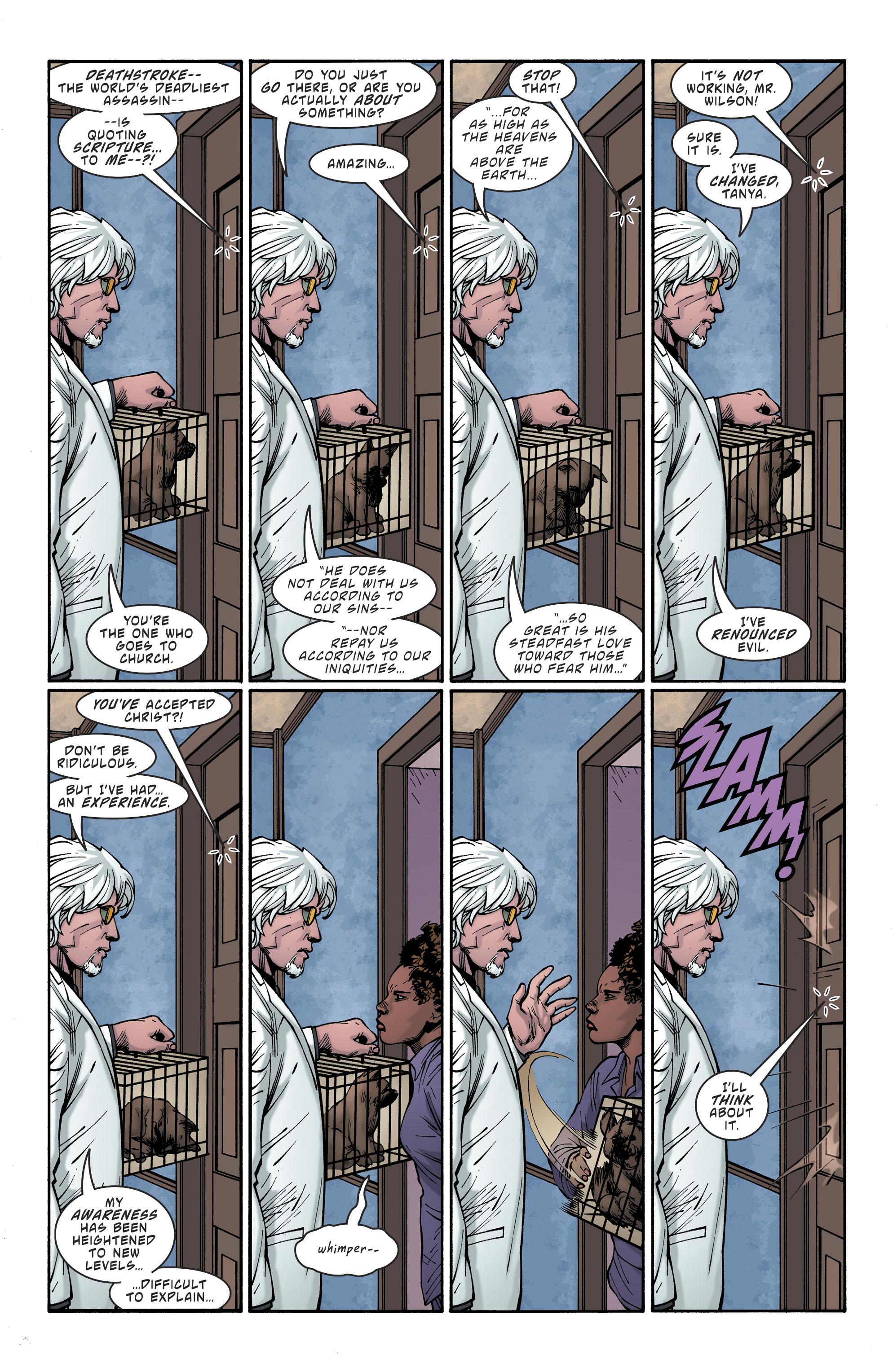 Read online Deathstroke (2016) comic -  Issue #20 - 12