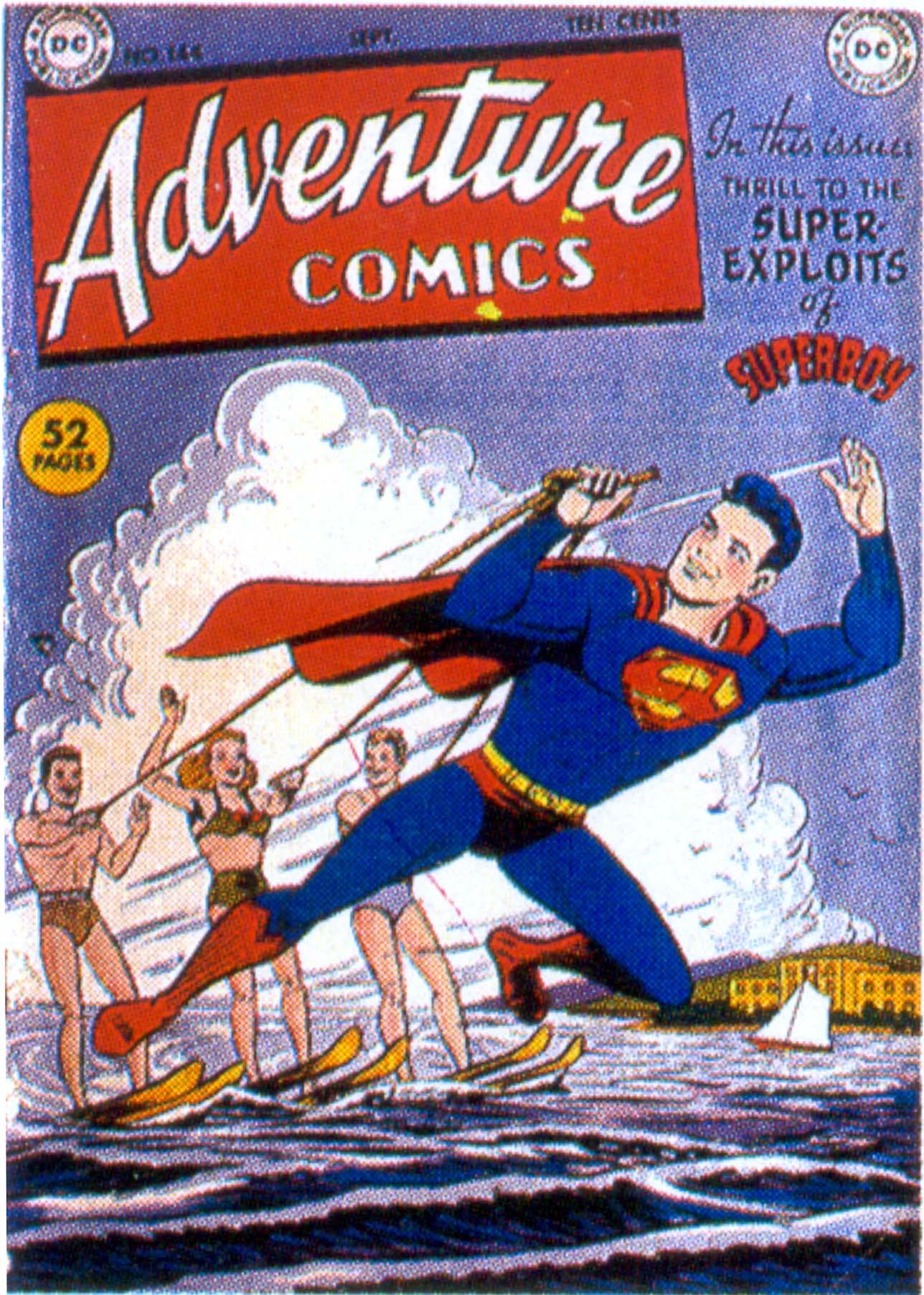 Read online Adventure Comics (1938) comic -  Issue #144 - 1