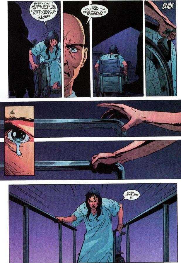 Read online Uncanny X-Men (1963) comic -  Issue # _Annual 2000 - 26