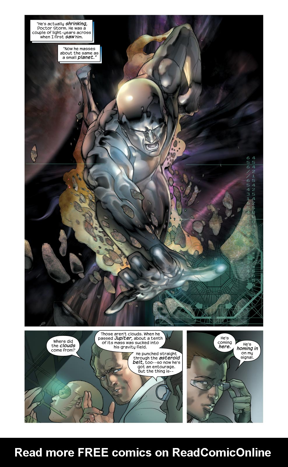 Read online Ultimate Fantastic Four (2004) comic -  Issue #43 - 4