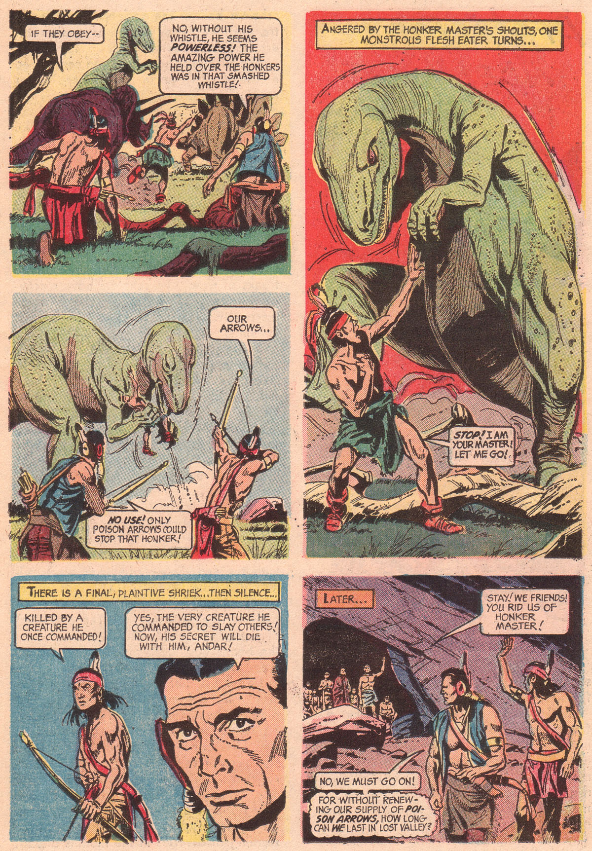 Read online Turok, Son of Stone comic -  Issue #56 - 15