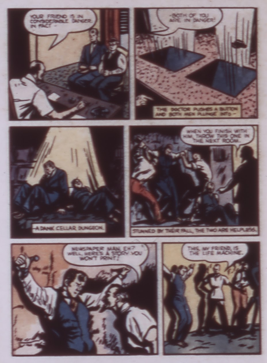 Read online WHIZ Comics comic -  Issue #1 - 44