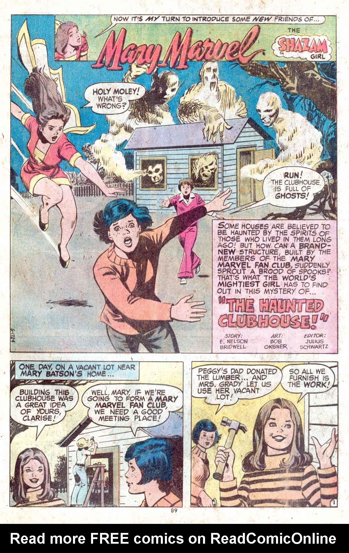 Read online Shazam! (1973) comic -  Issue #13 - 90