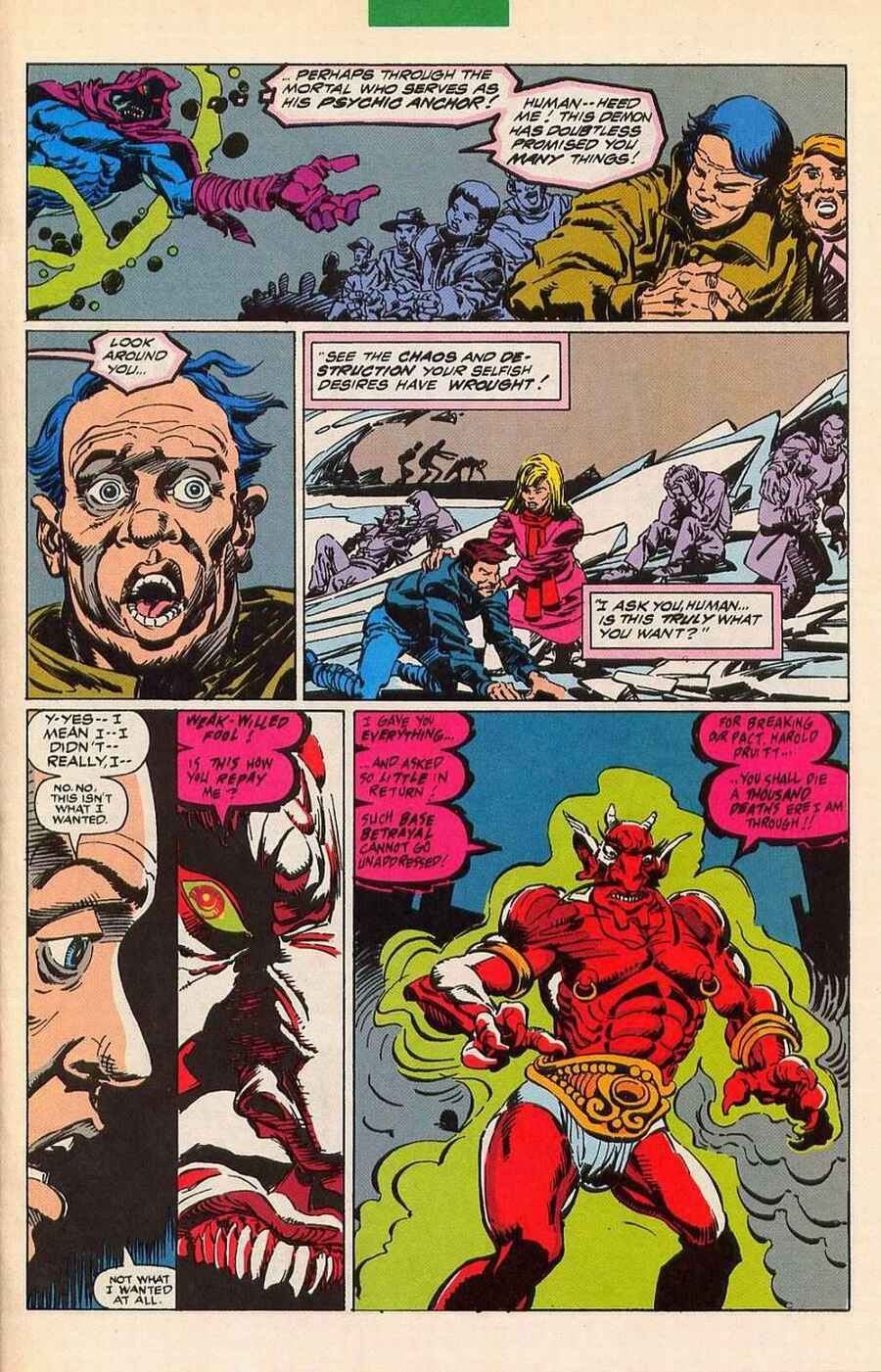 Read online Sleepwalker Holiday Special comic -  Issue # Full - 22