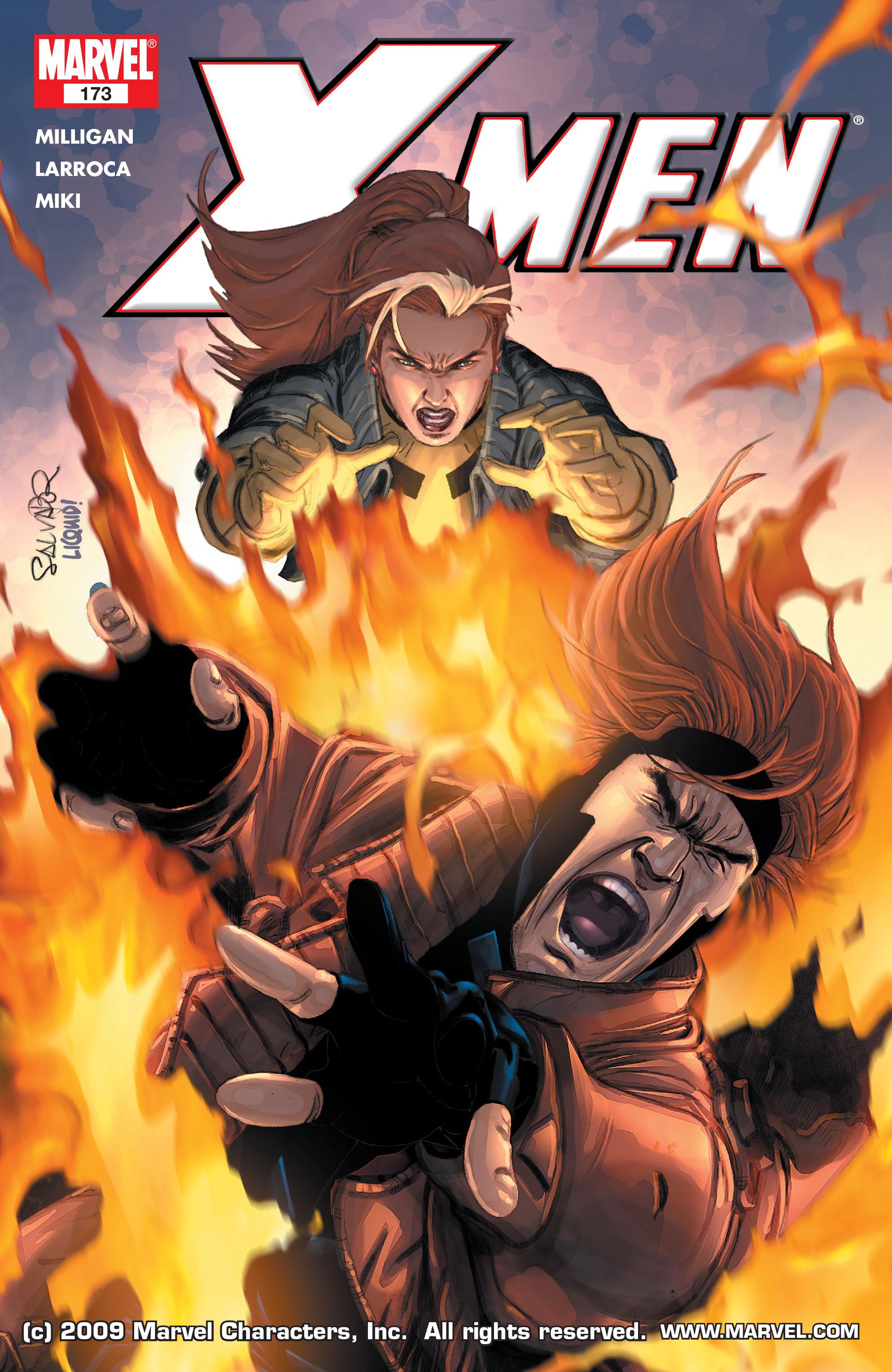 X-Men (1991) 173 Page 0
