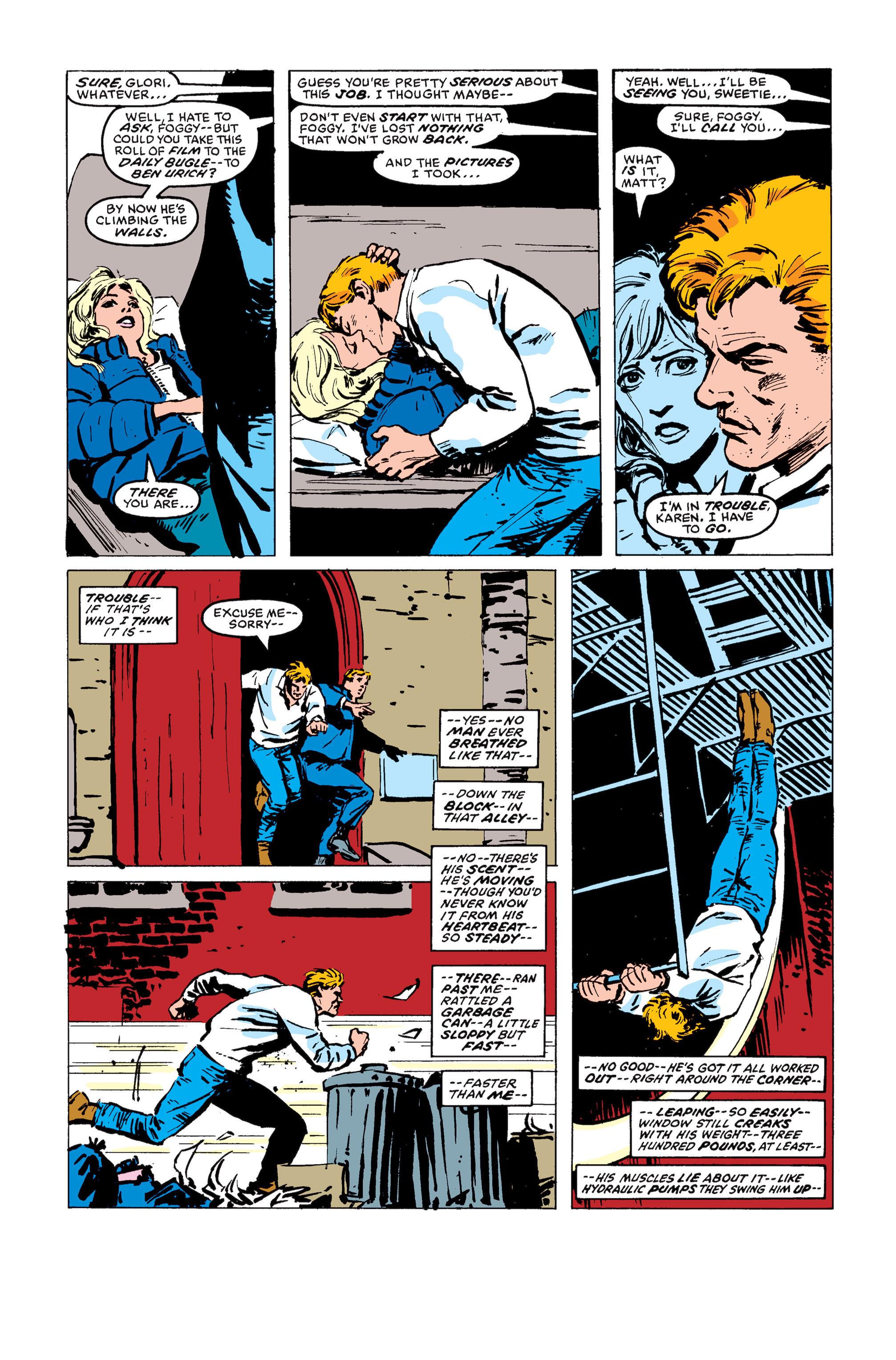 Read online Daredevil: Born Again comic -  Issue # Full - 182