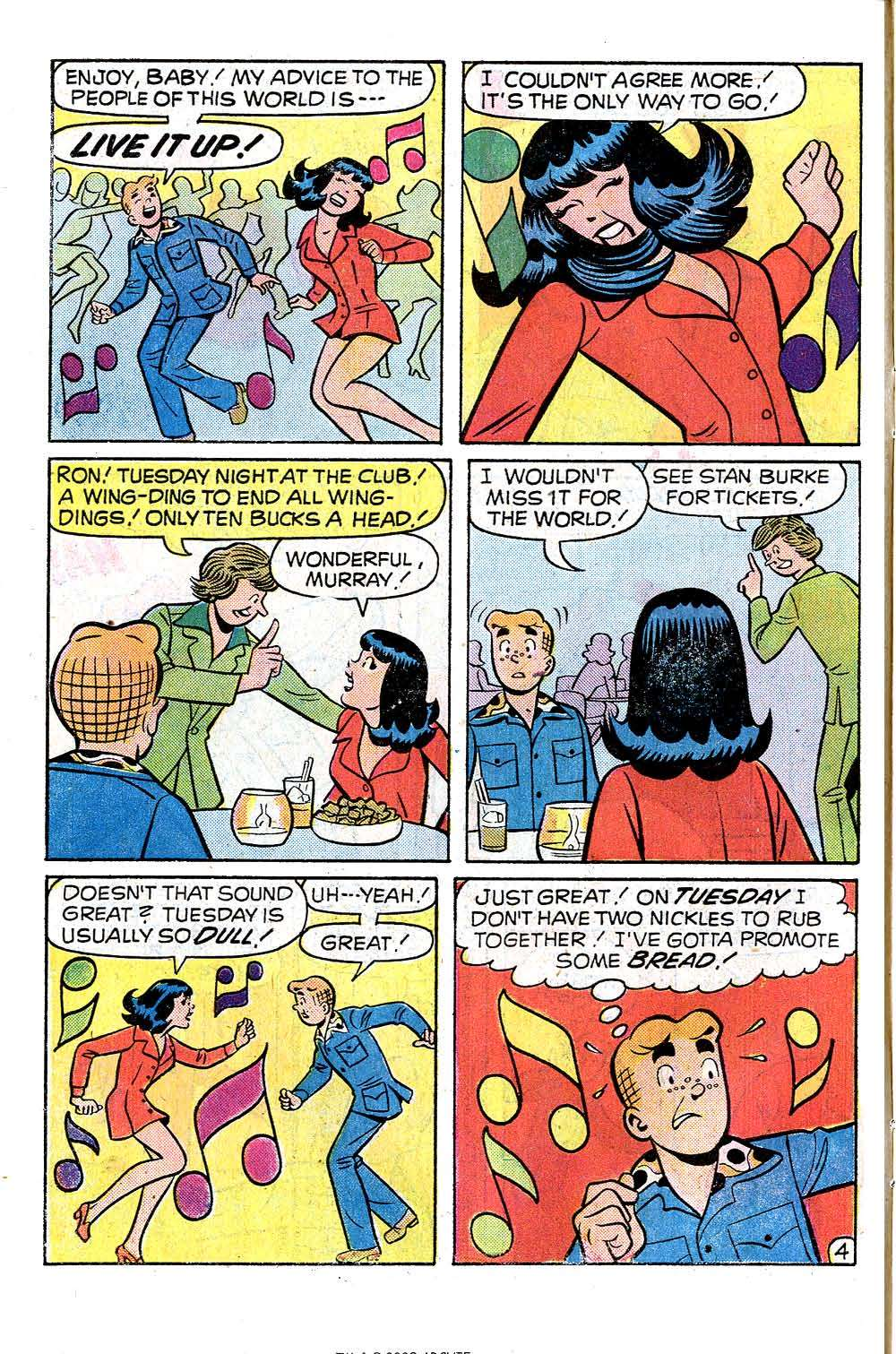 Read online Archie (1960) comic -  Issue #251 - 6