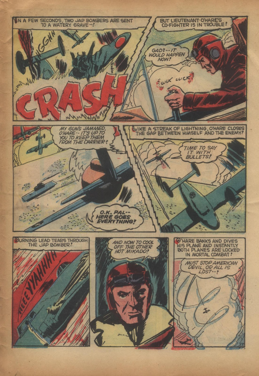 The Blue Beetle issue 15 - Page 65