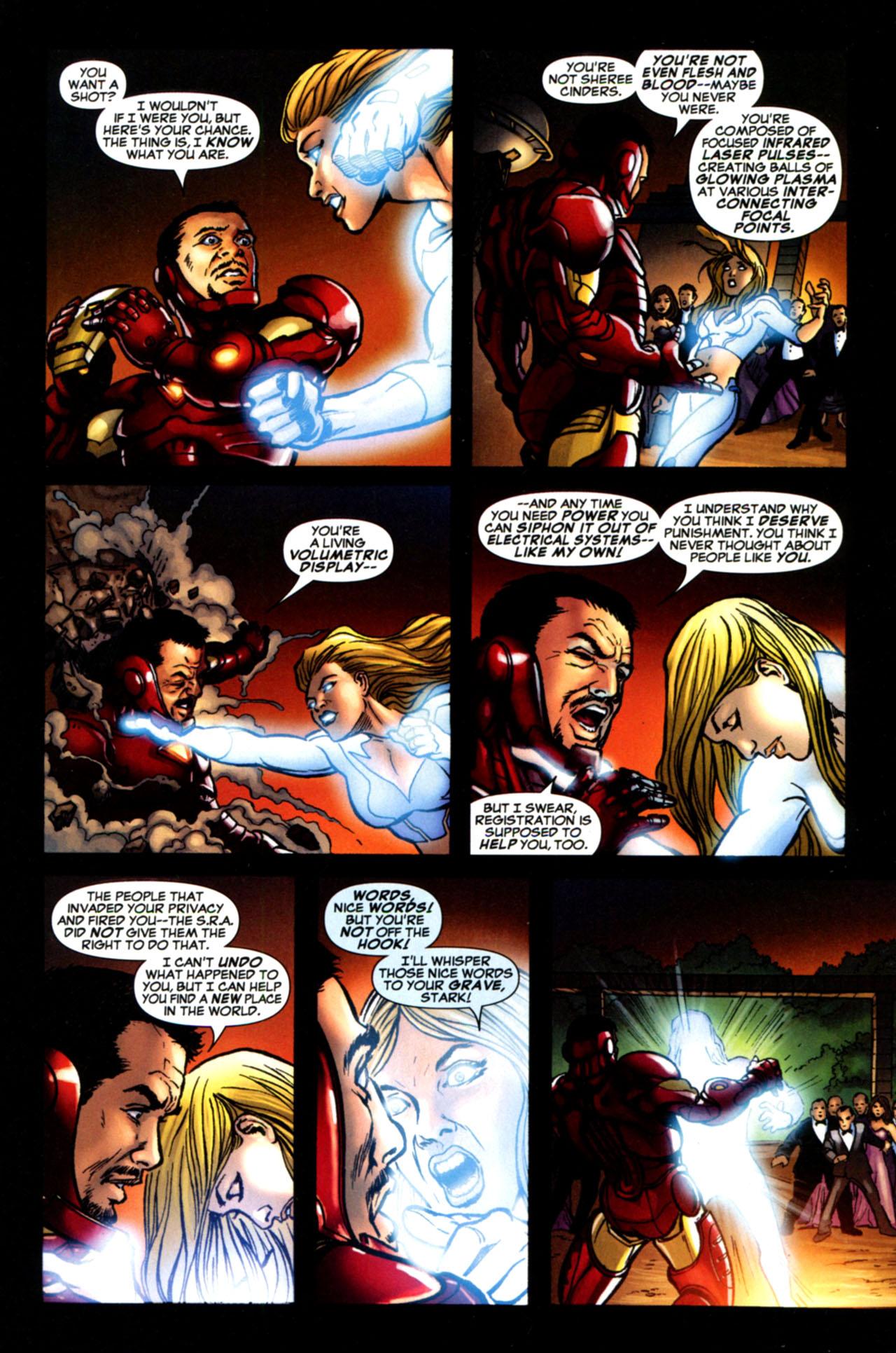 Read online Astonishing Tales (2009) comic -  Issue #1 - 25