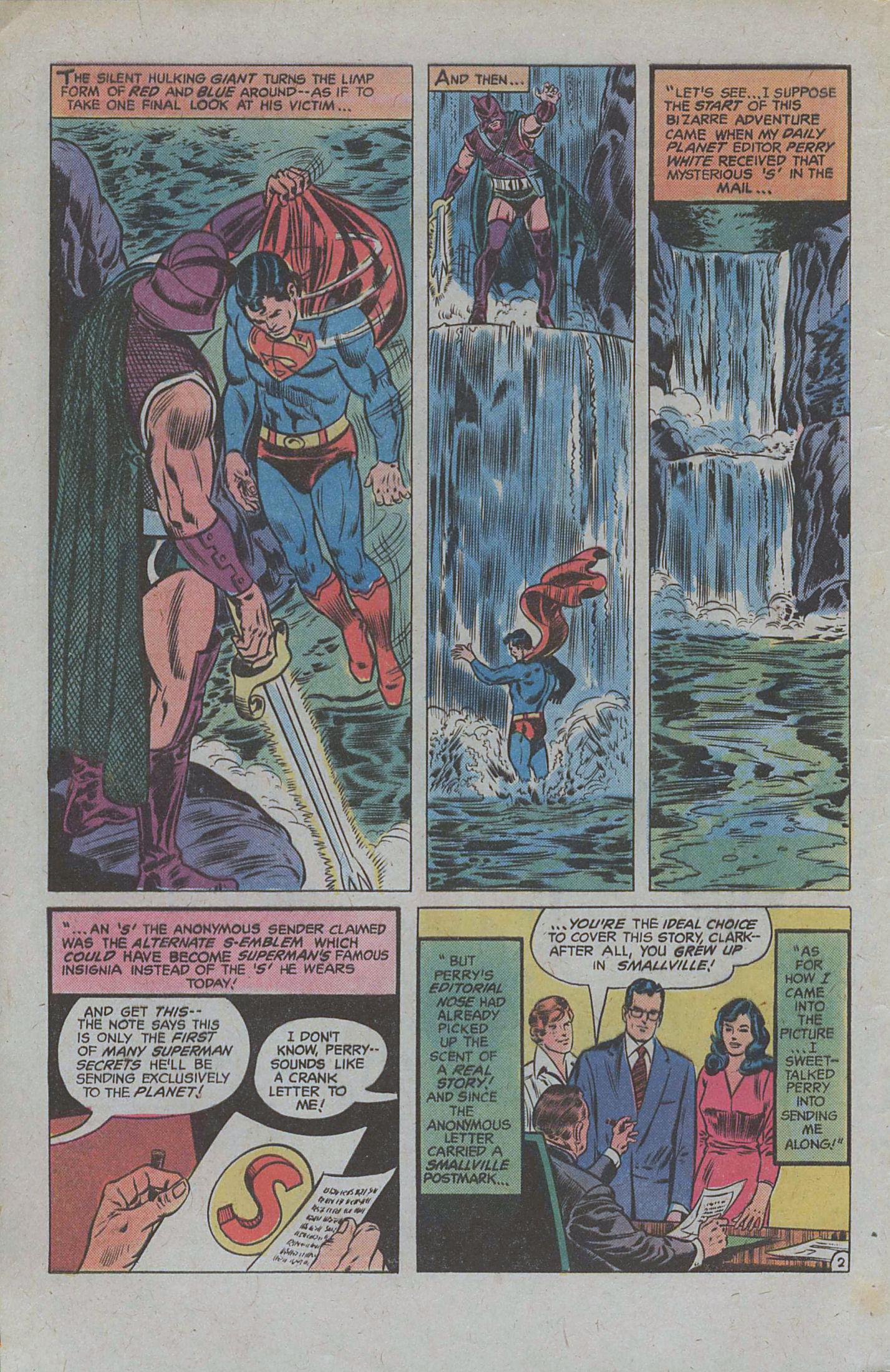 Action Comics (1938) 495 Page 3