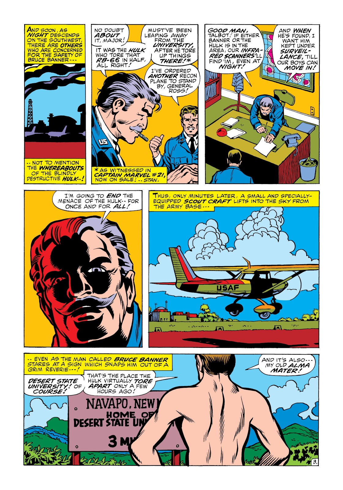 Read online Marvel Masterworks: The Incredible Hulk comic -  Issue # TPB 6 (Part 2) - 77