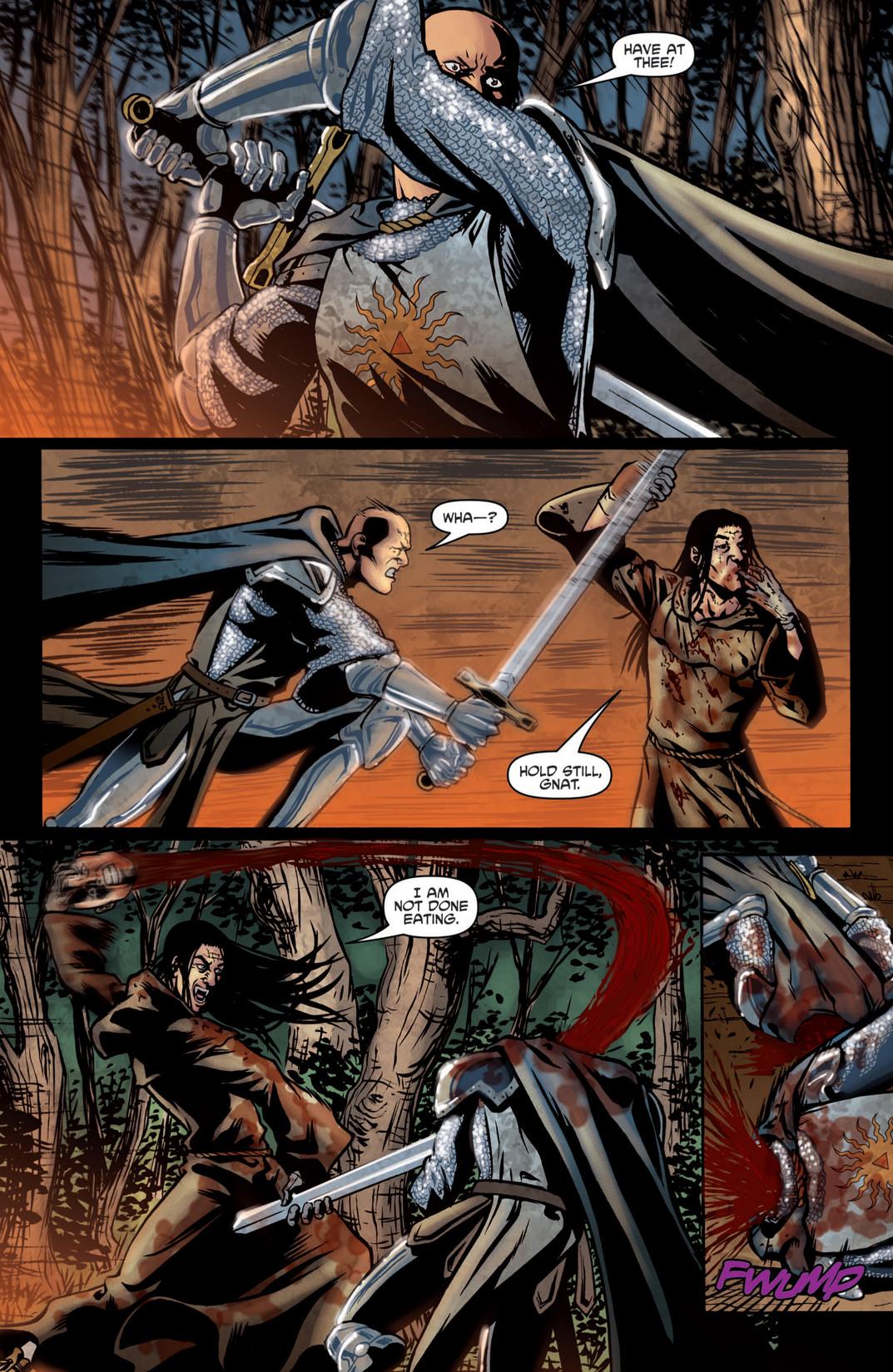 Read online True Blood (2012) comic -  Issue #5 - 9