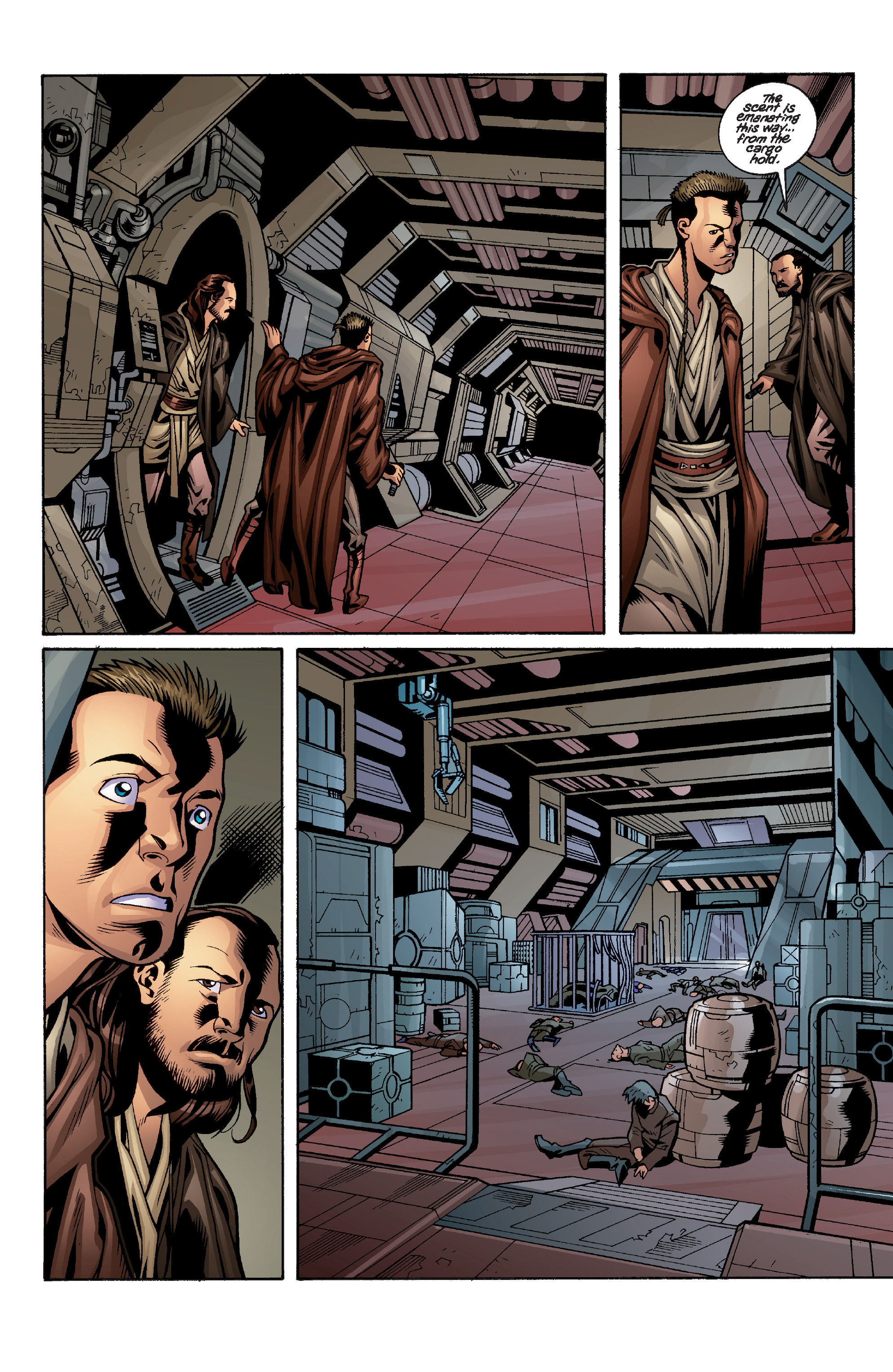 Read online Star Wars: Qui-Gon & Obi-Wan - Last Stand on Ord Mantell comic -  Issue #1 - 16