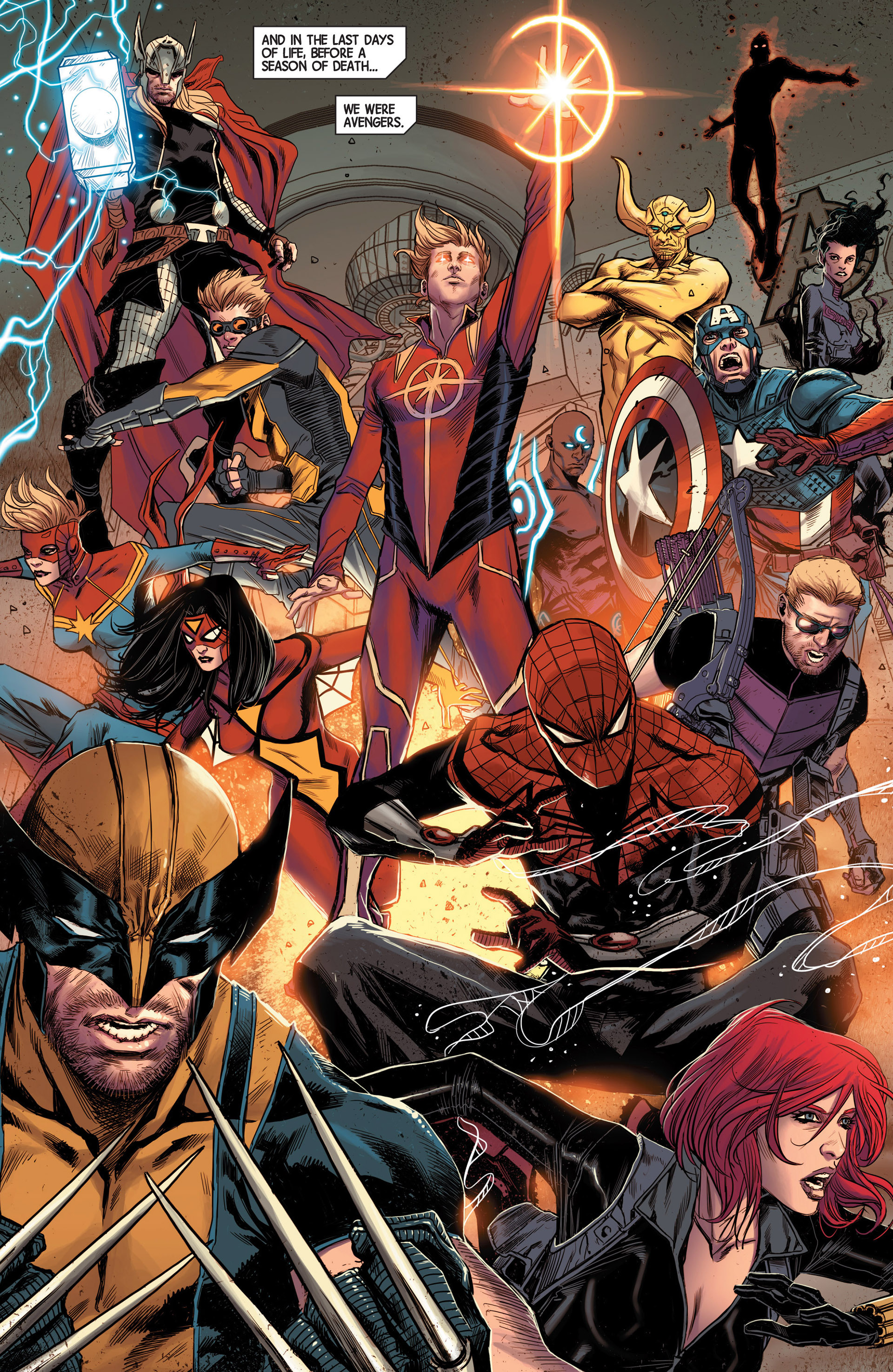 Read online Avengers (2013) comic -  Issue #17 - 24