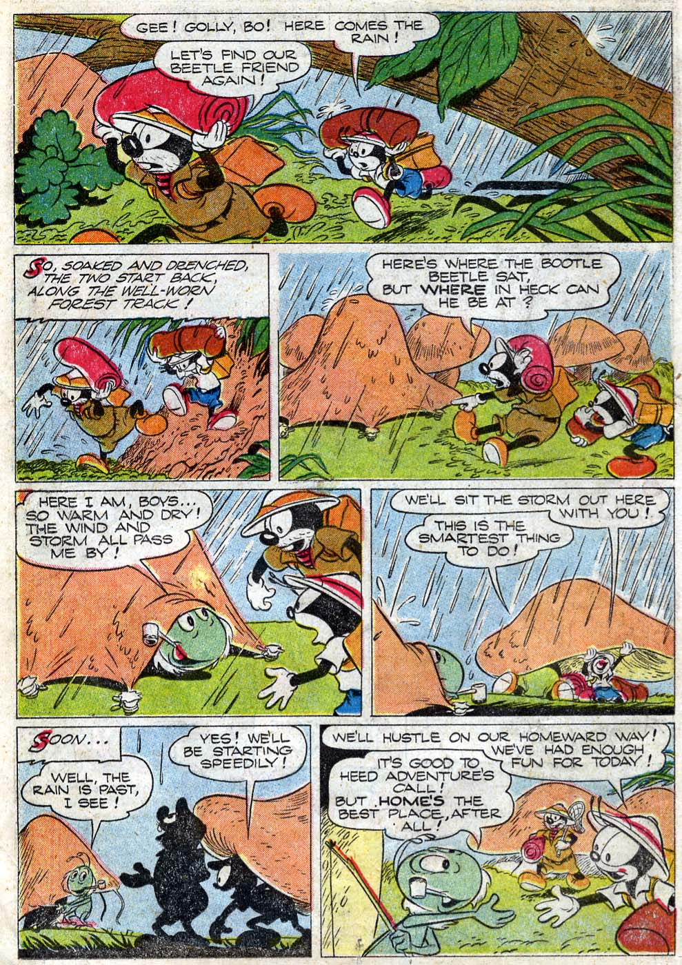 Walt Disney's Comics and Stories issue 87 - Page 20