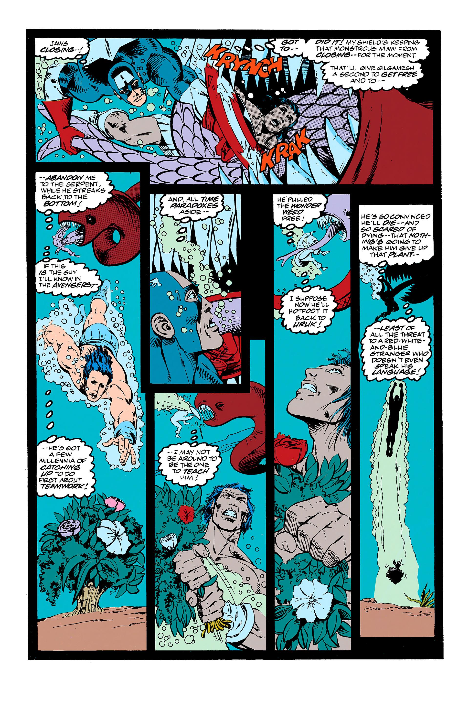 Read online Captain America (1968) comic -  Issue # _Annual 11 - 23