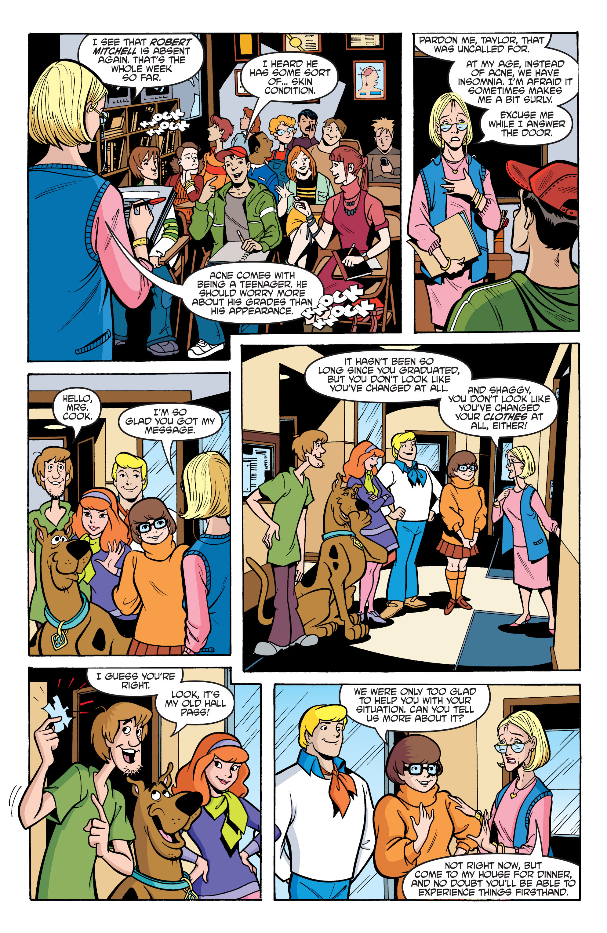 Read online Scooby-Doo: Where Are You? comic -  Issue #61 - 15