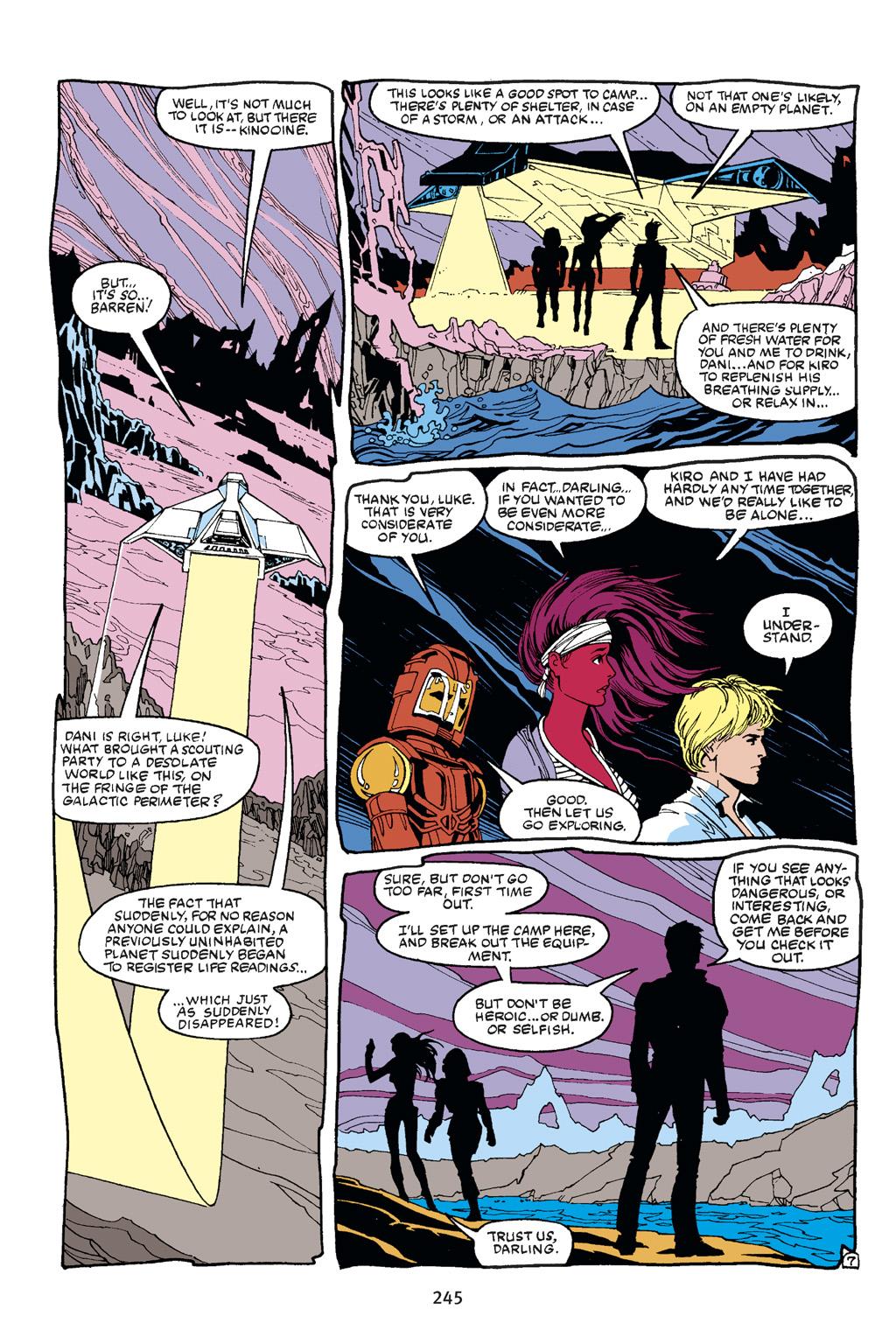 Read online Star Wars Omnibus comic -  Issue # Vol. 21 - 235