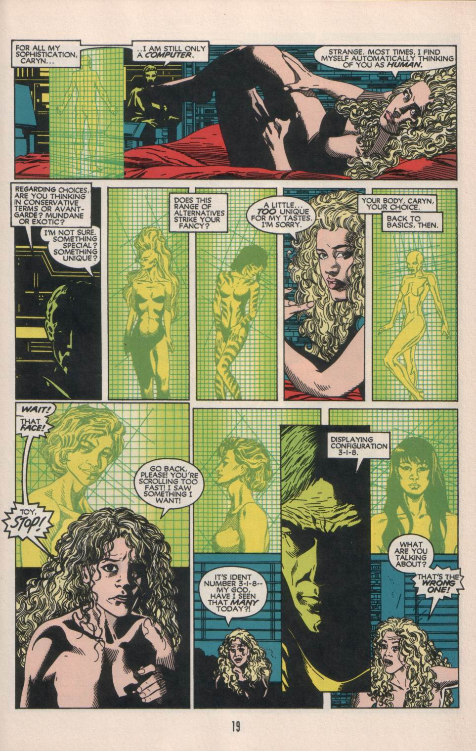 Read online Aliens/Predator: The Deadliest of the Species comic -  Issue #1 - 20
