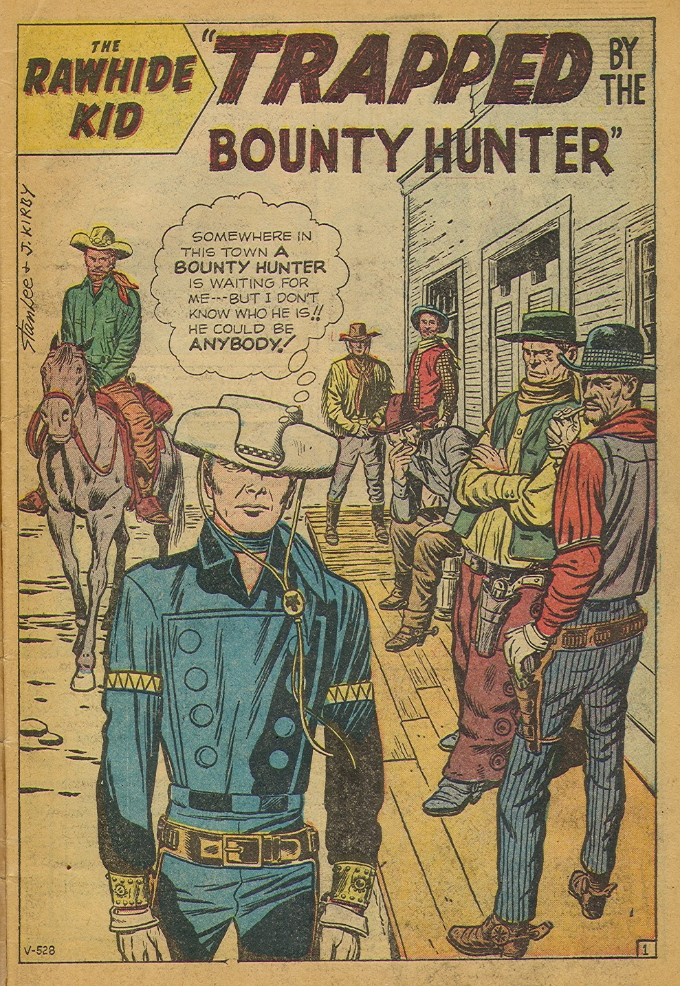 The Rawhide Kid (1955) issue 26 - Page 3