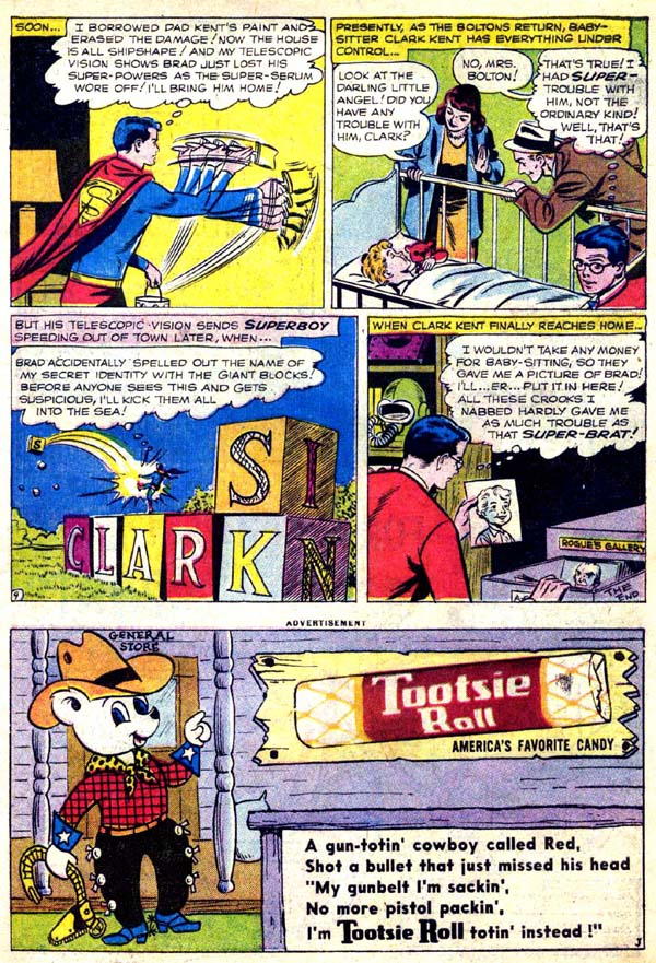 Superboy (1949) issue 70 - Page 10