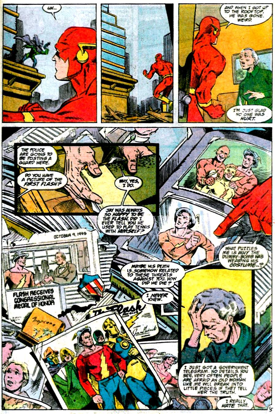Read online The Flash (1987) comic -  Issue # _Annual 3 - 16