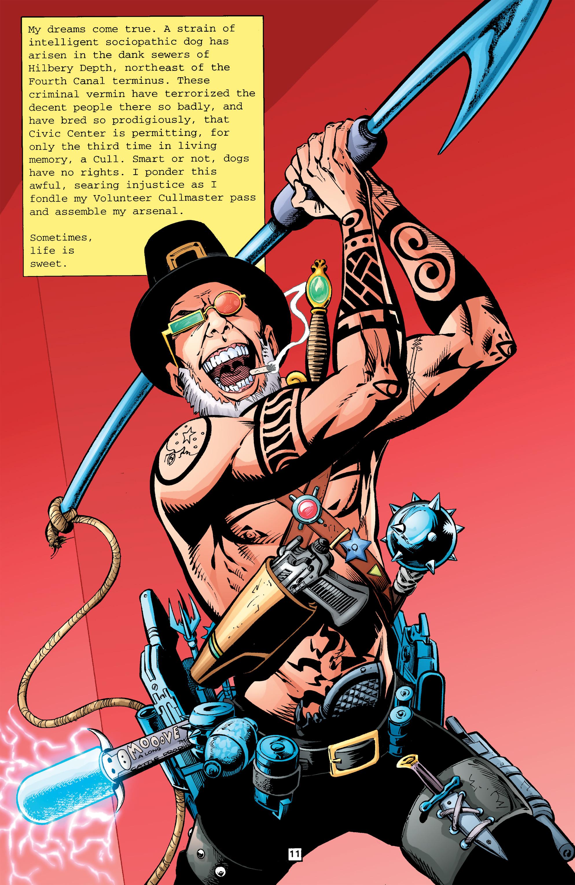 Read online Transmetropolitan comic -  Issue #26 - 12