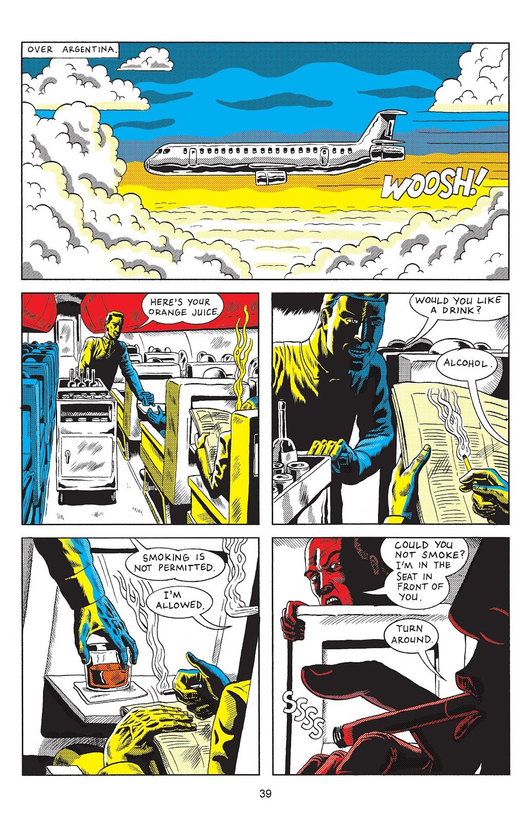 Read online Terror Assaulter: O.M.W.O.T (One Man War On Terror) comic -  Issue # TPB - 39