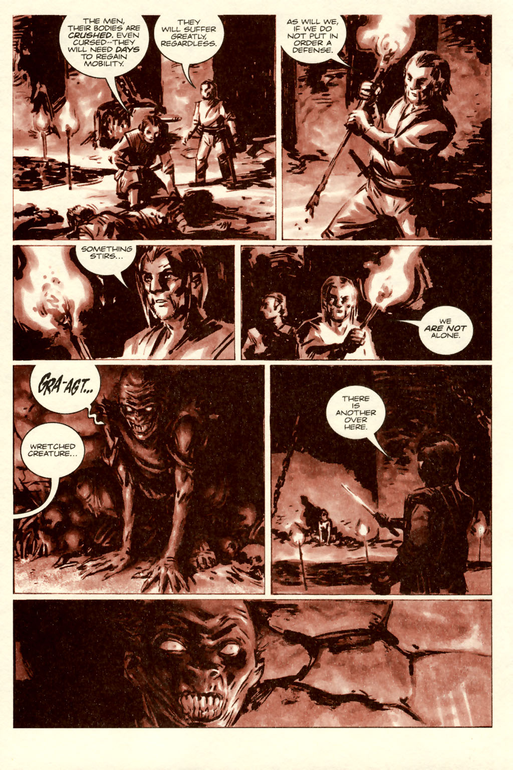 Read online Sea of Red comic -  Issue #5 - 18