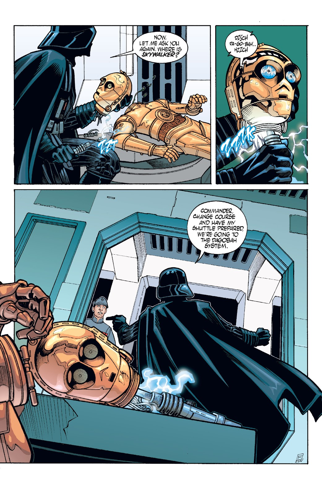 Read online Star Wars Legends: Infinities - Epic Collection comic -  Issue # TPB (Part 2) - 70