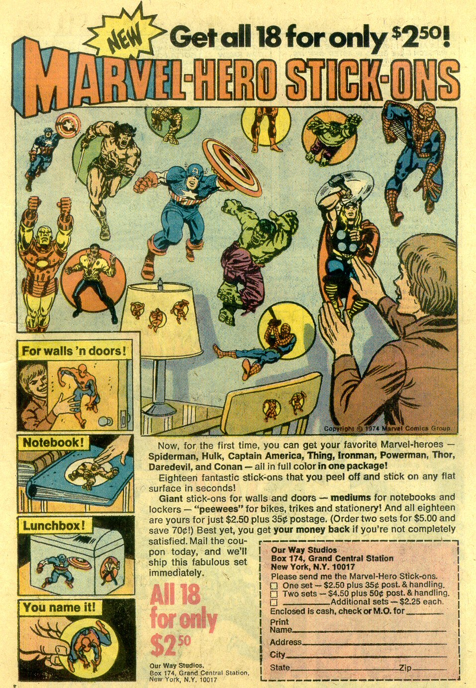 Read online Sgt. Fury comic -  Issue #122 - 15