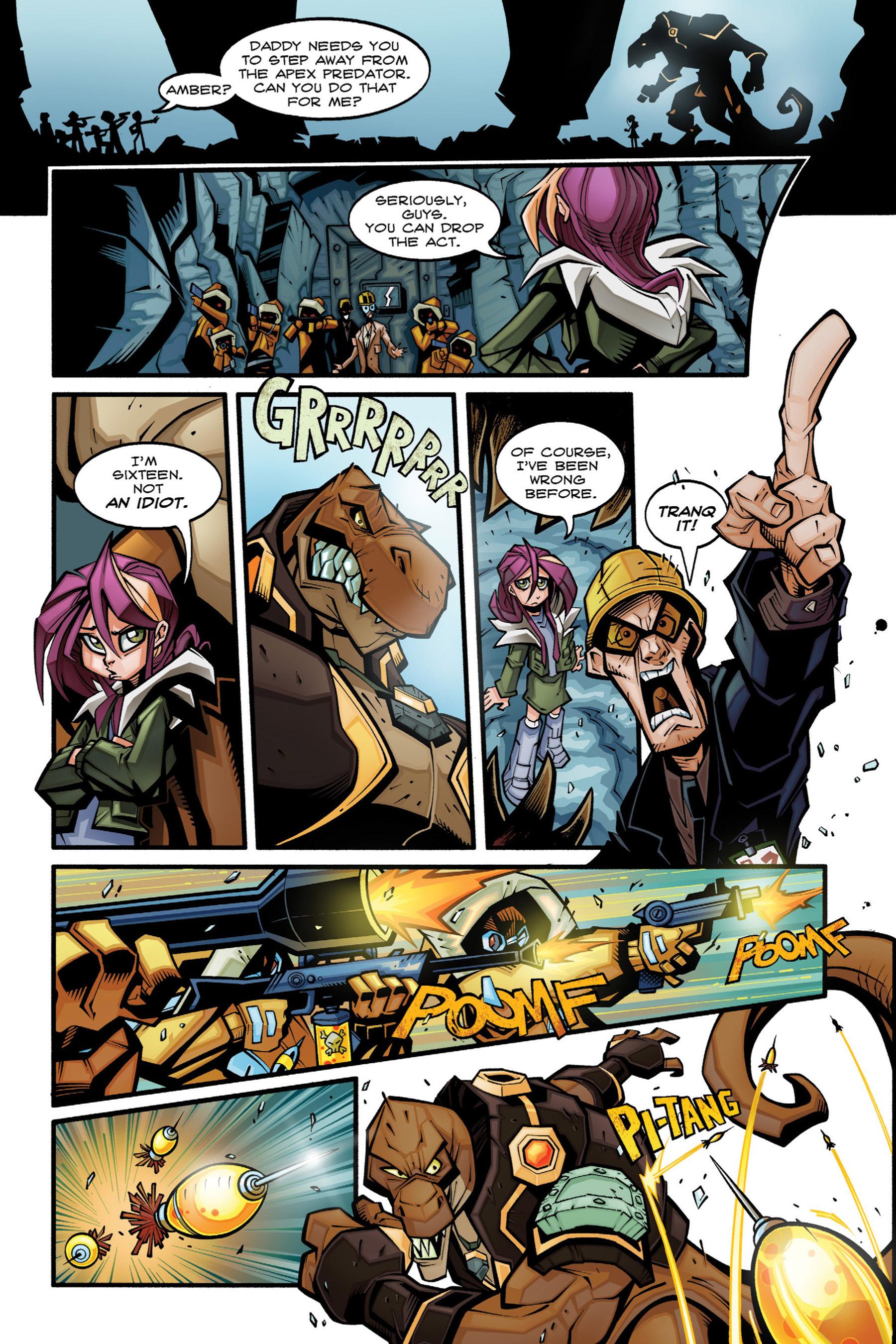 Read online Rexodus comic -  Issue # Full - 26