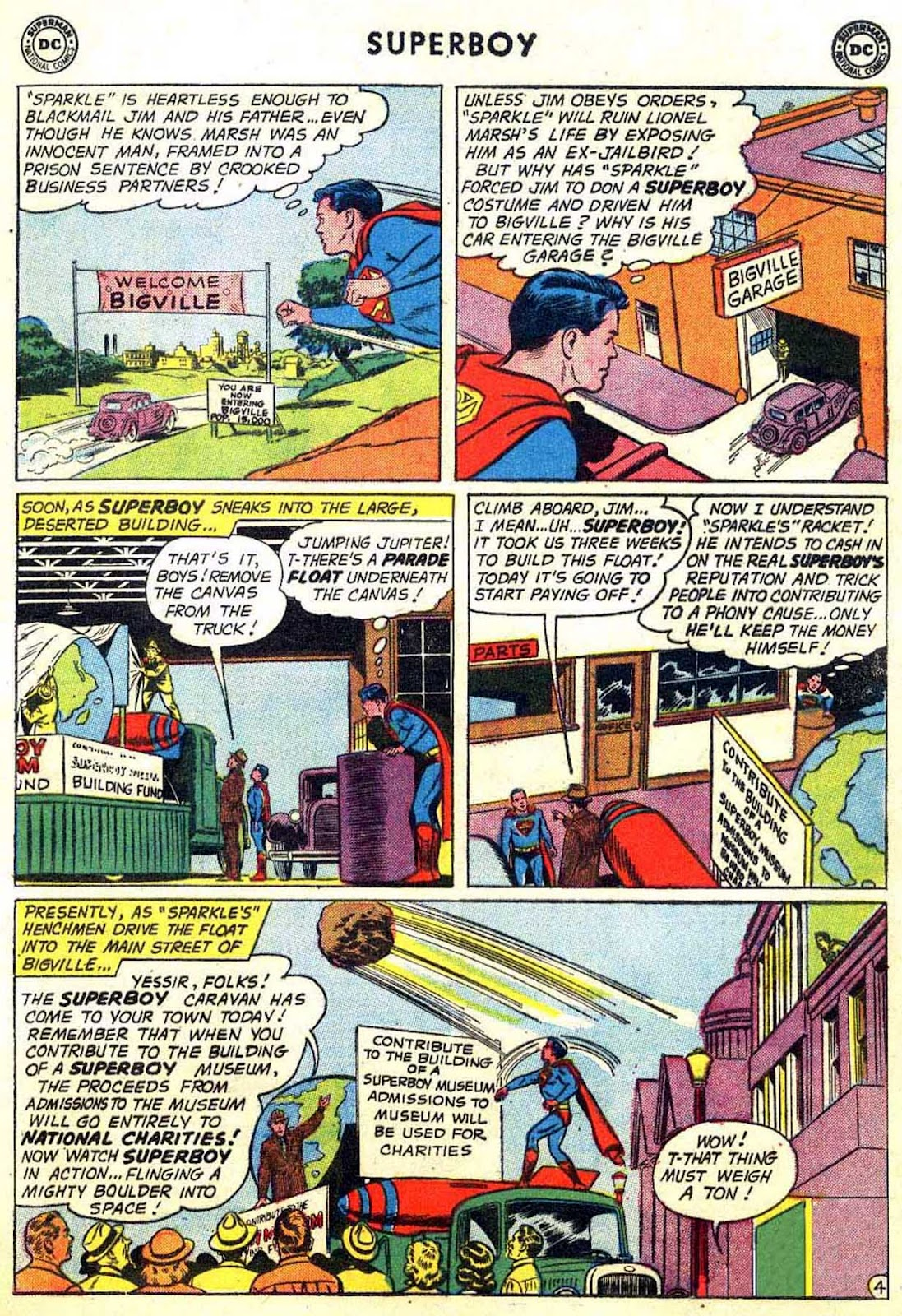 Superboy (1949) issue 91 - Page 14