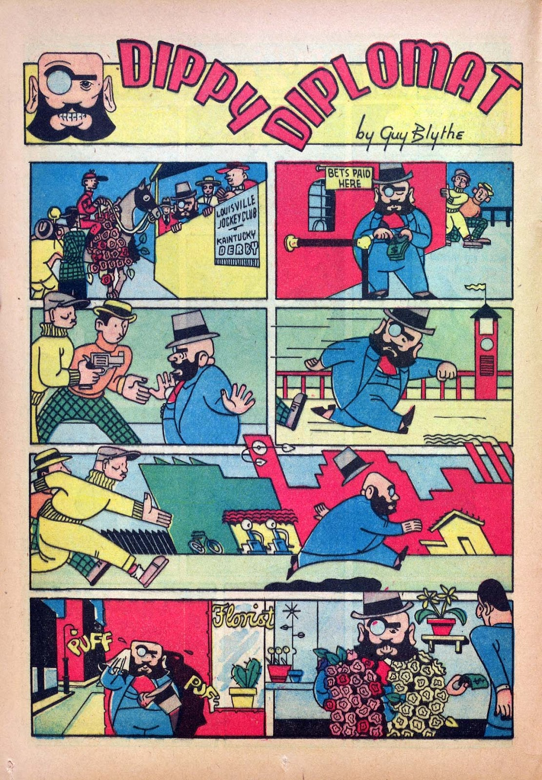 Read online Joker Comics comic -  Issue #4 - 22