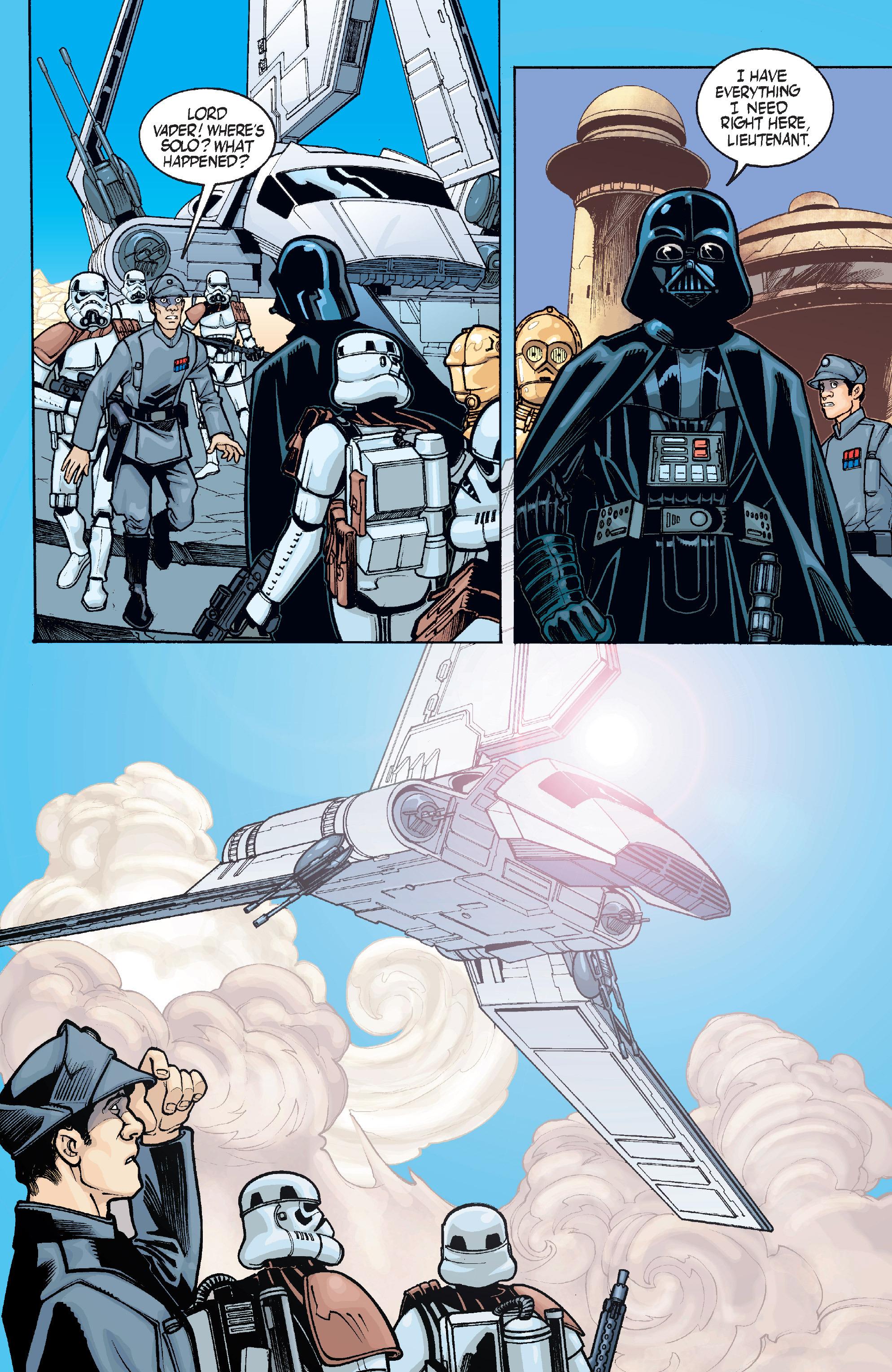 Read online Star Wars Omnibus comic -  Issue # Vol. 27 - 159