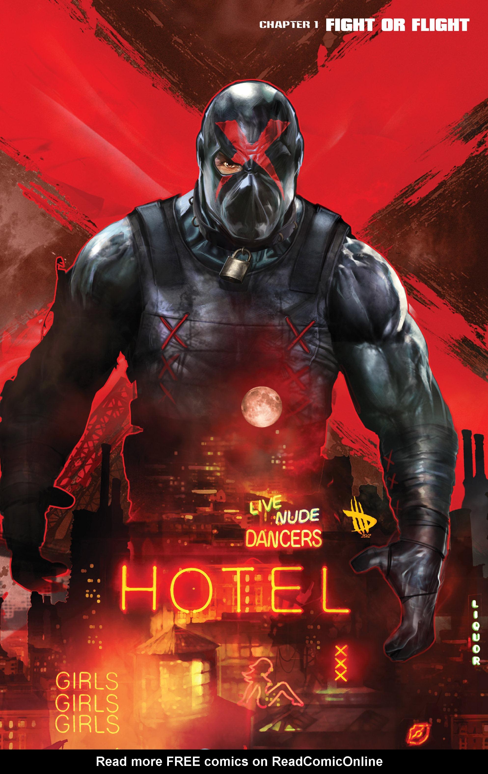 Read online X: Big Bad comic -  Issue # Full - 32