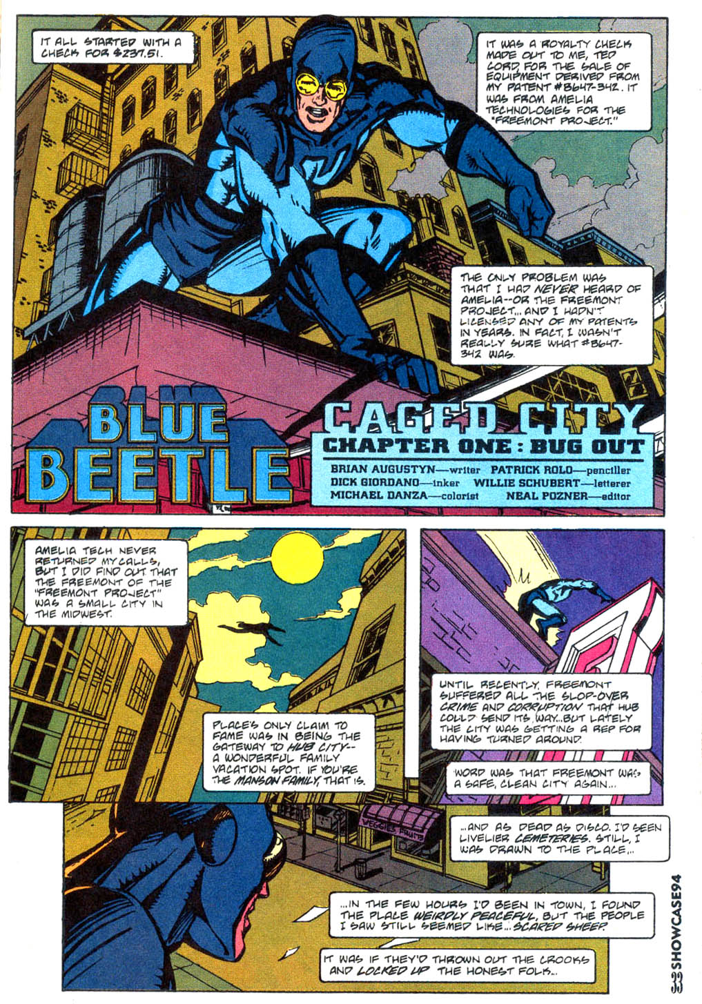 Read online Showcase '94 comic -  Issue #2 - 29