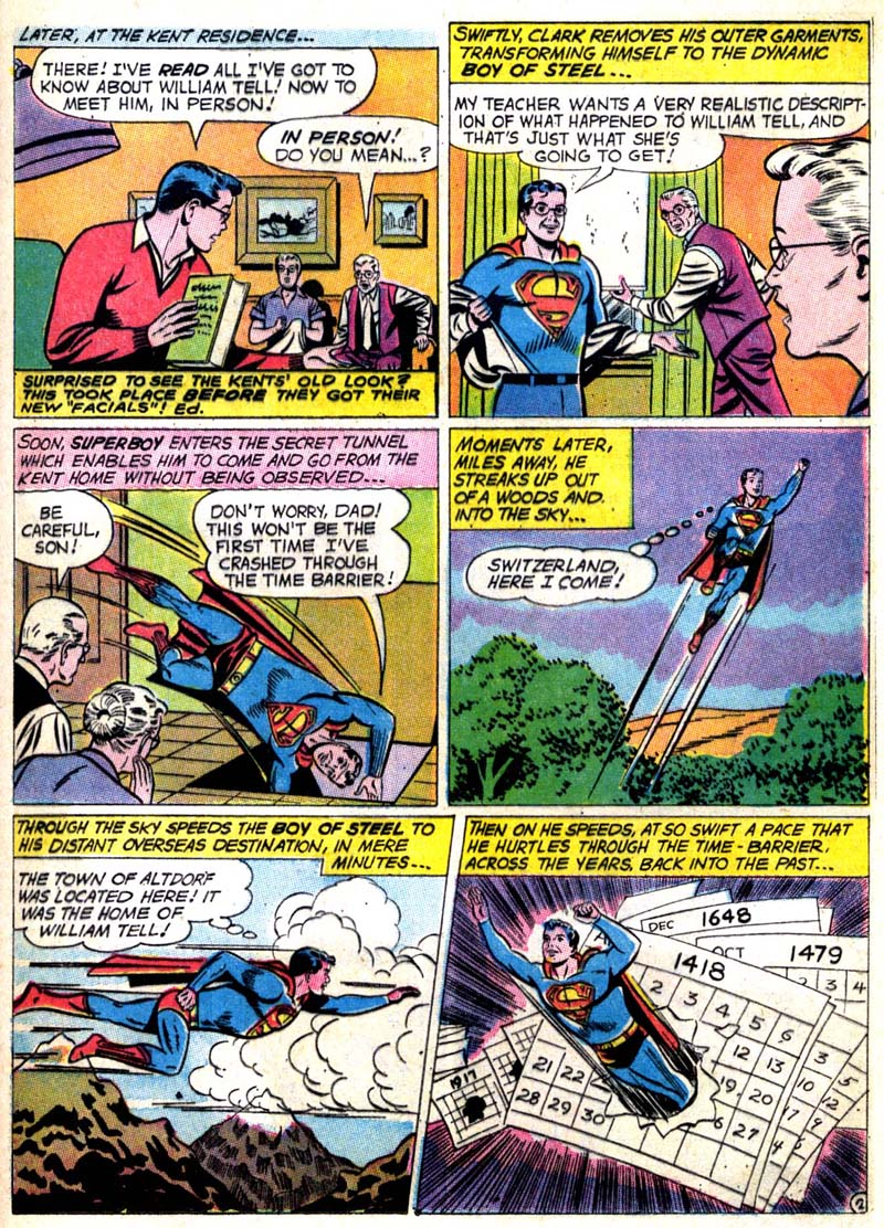 Superboy (1949) issue 145 - Page 19