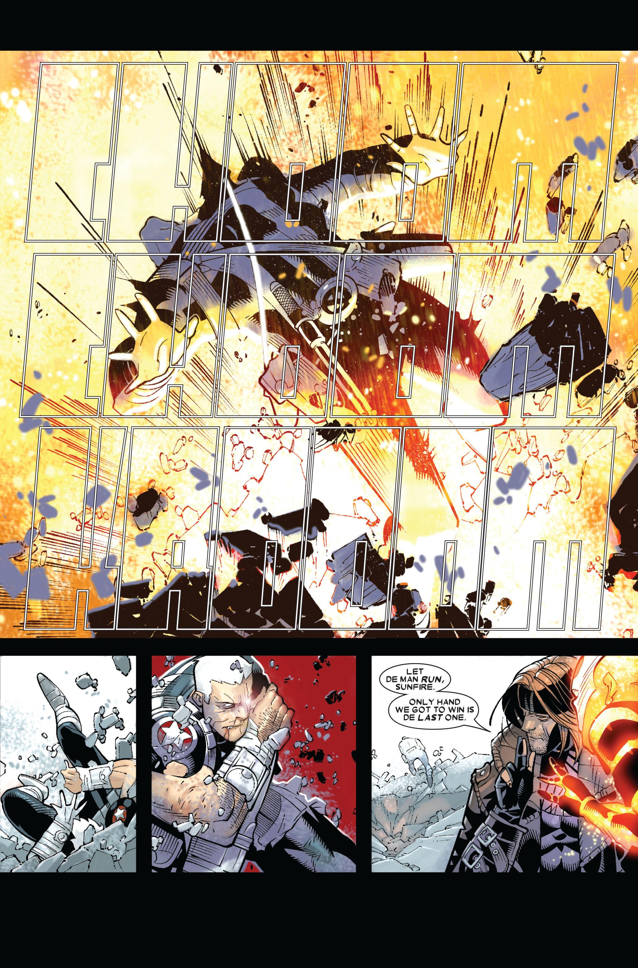 X-Men (1991) 200 Page 20
