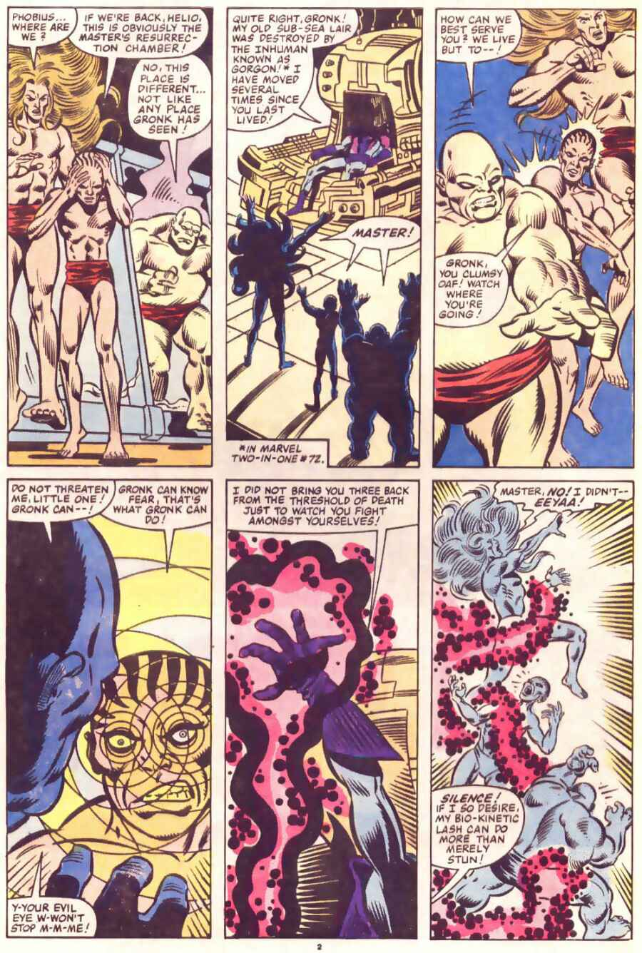 The Avengers (1963) 250 Page 2