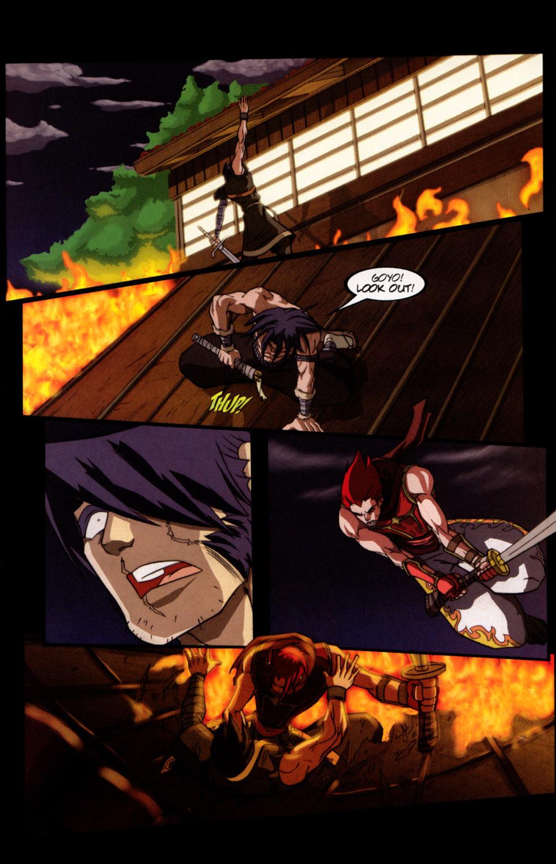 Read online Shidima comic -  Issue #7 - 9