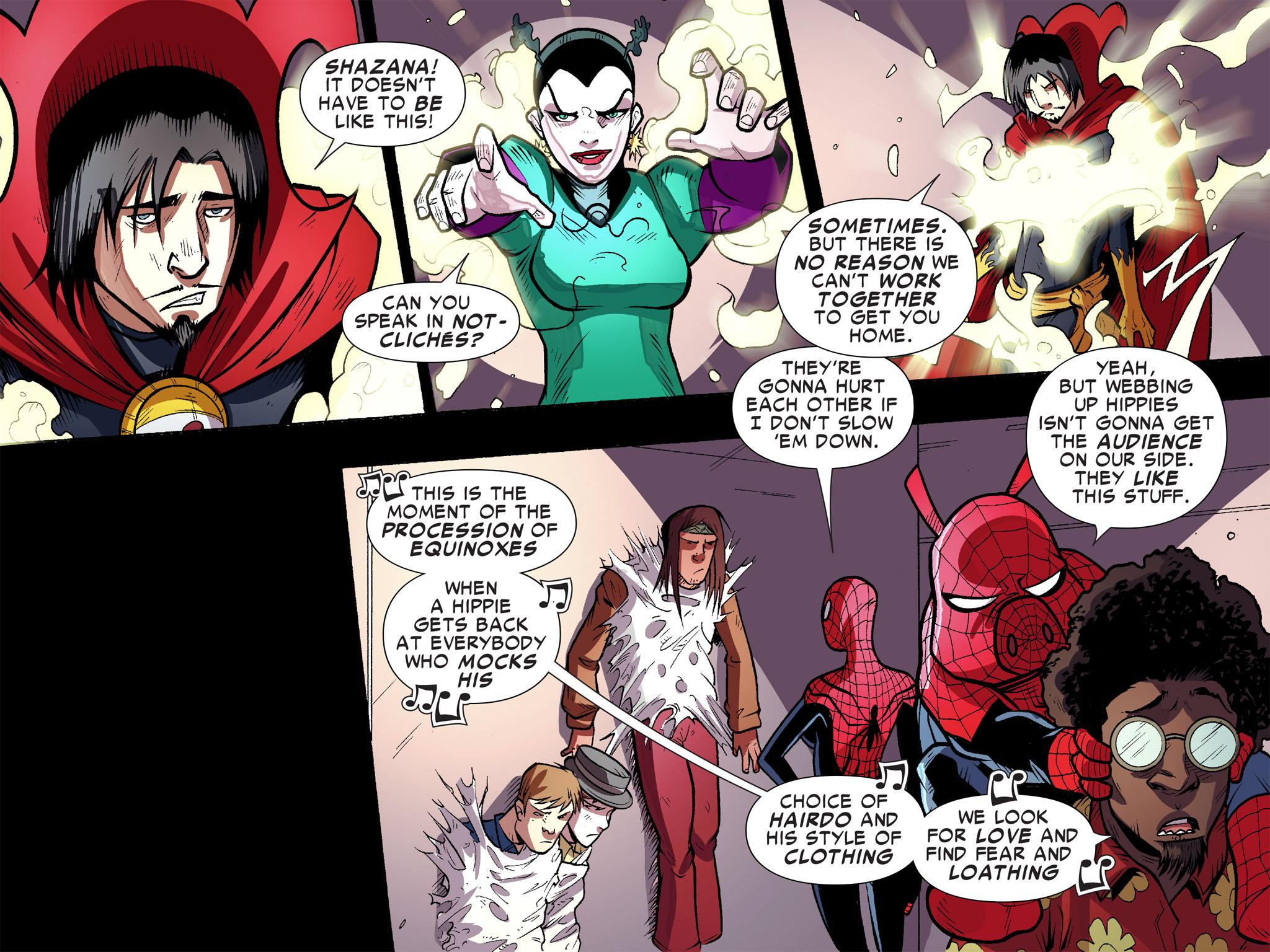Read online Ultimate Spider-Man (Infinite Comics) (2016) comic -  Issue #10 - 40
