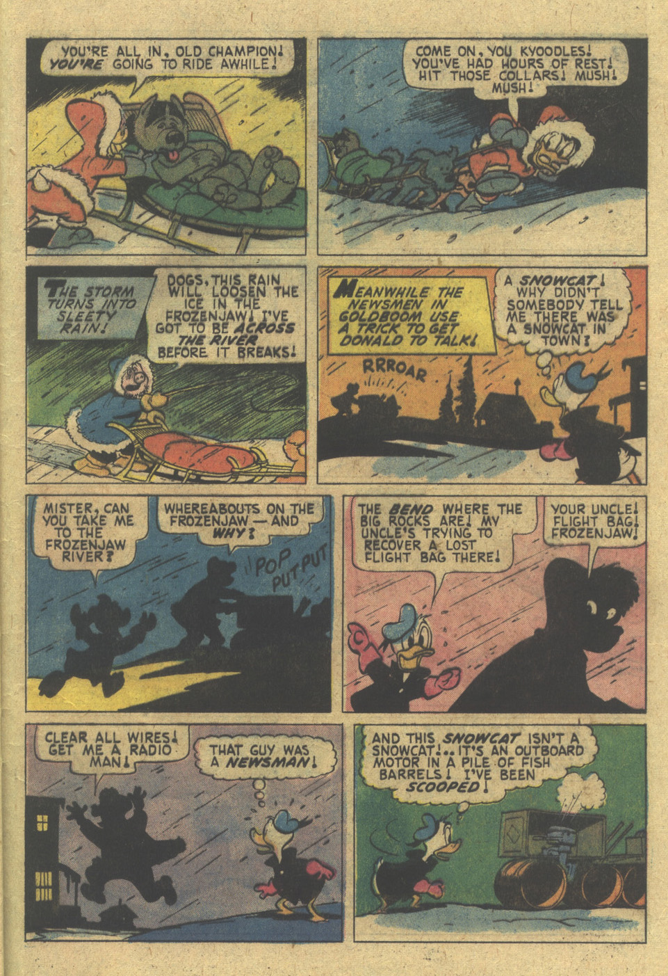 Read online Uncle Scrooge (1953) comic -  Issue #124 - 25