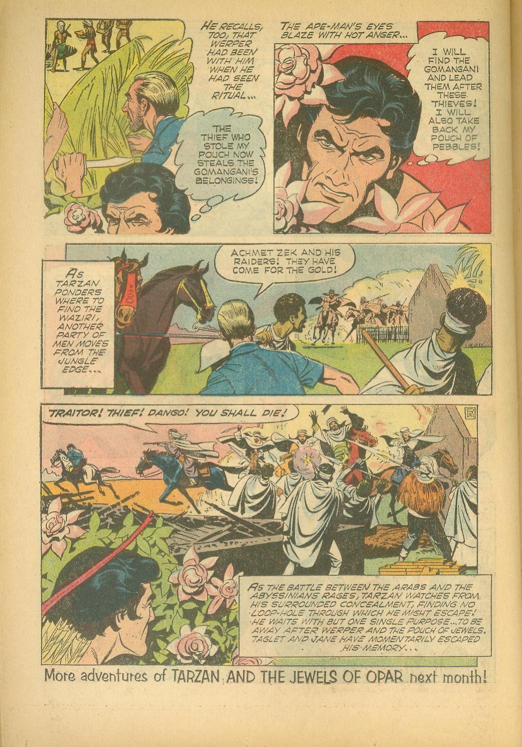 Tarzan (1962) issue 160 - Page 26