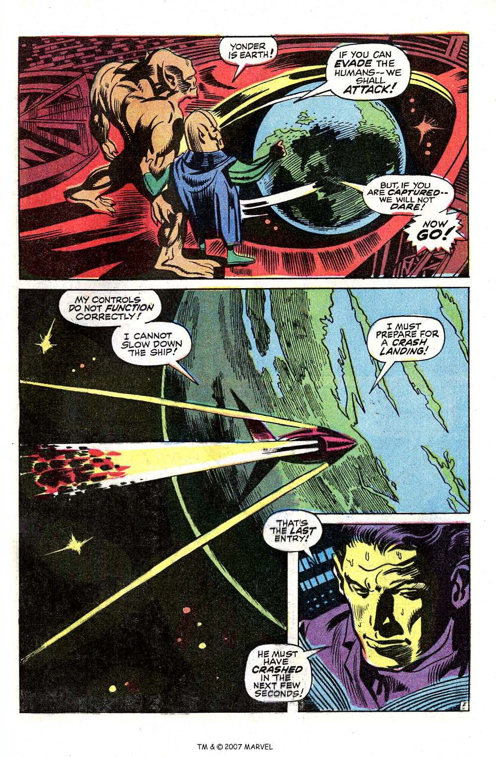 Silver Surfer (1968) issue 3 - Page 57