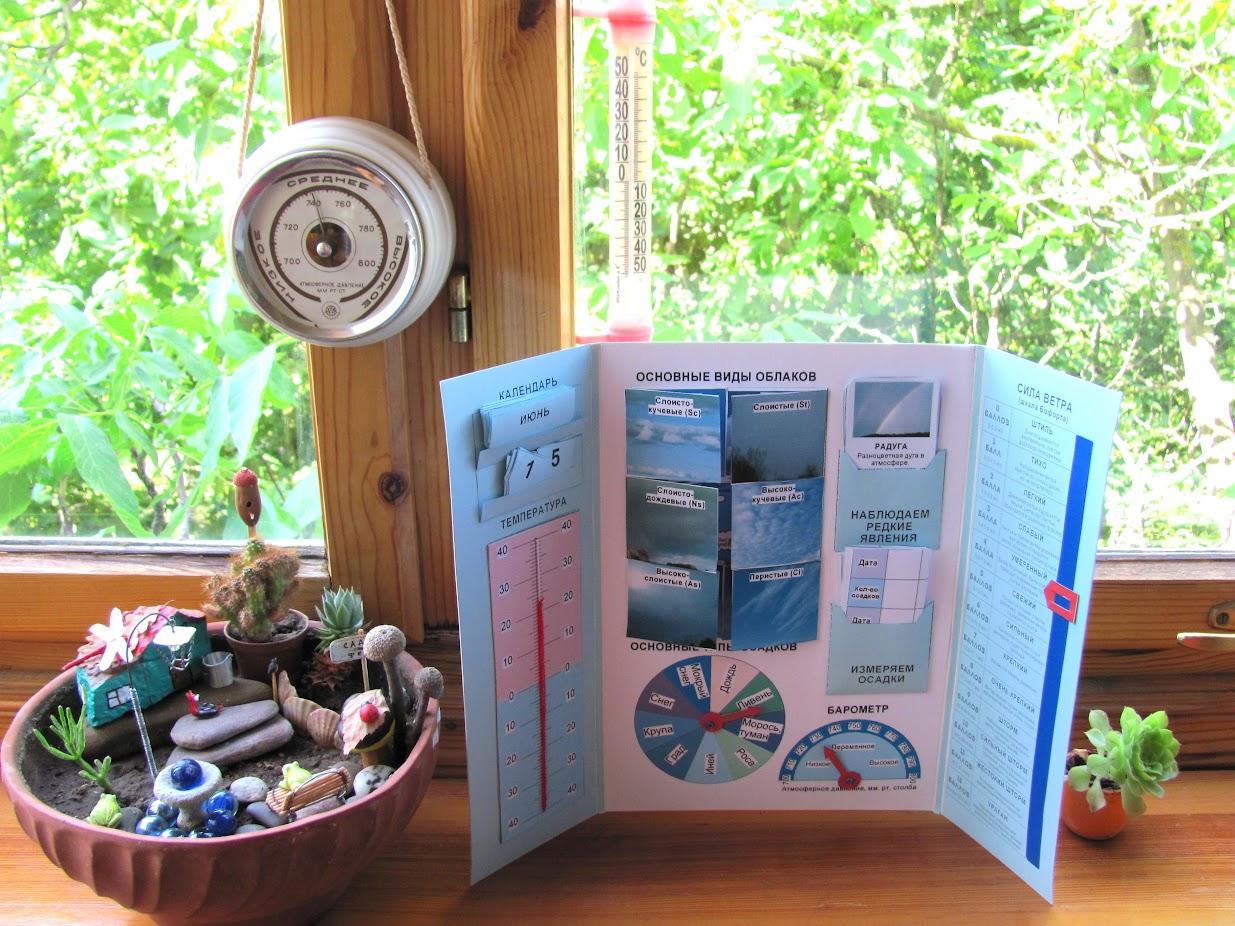 как организовать домашнюю метеостанцию