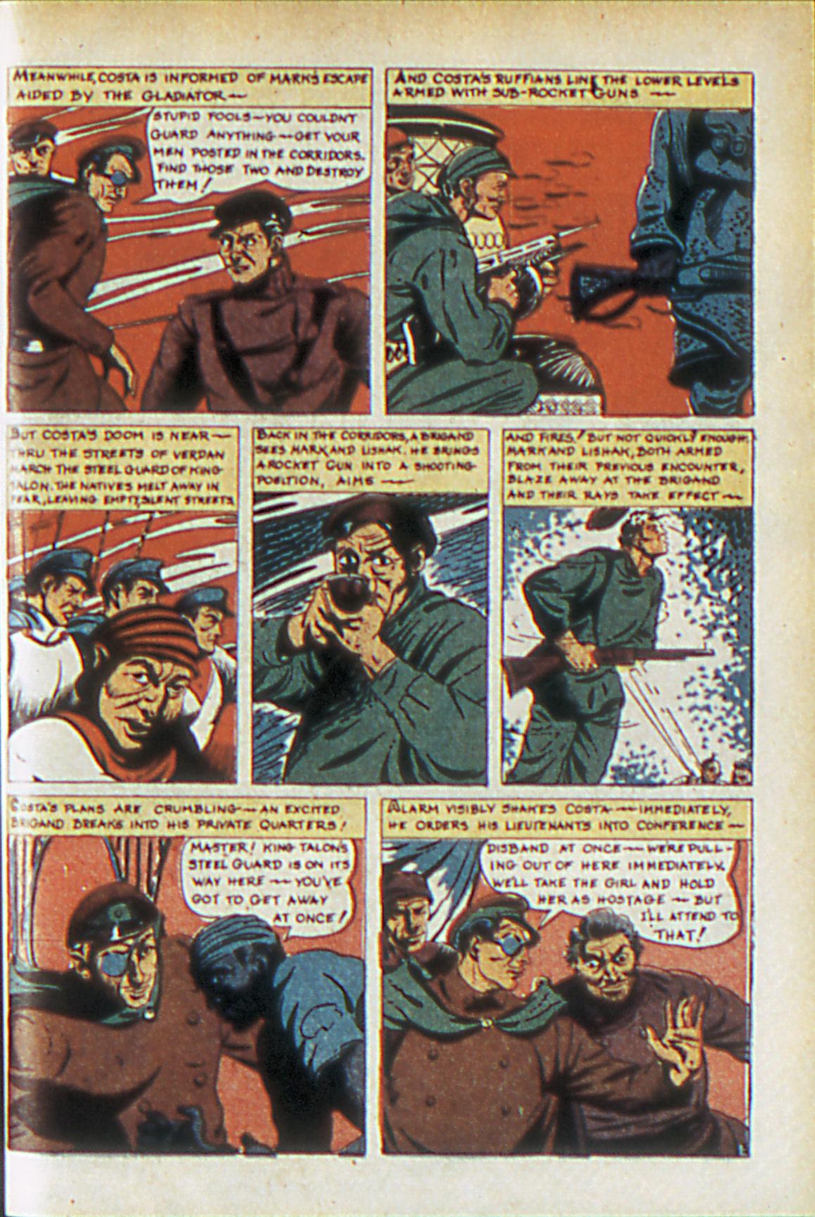 Read online Adventure Comics (1938) comic -  Issue #61 - 16